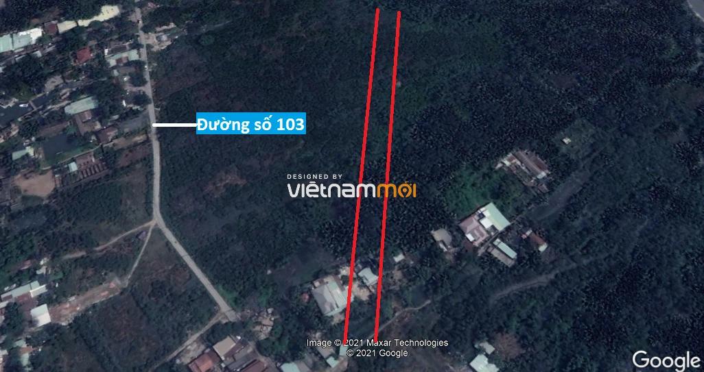 Đường sẽ mở theo quy hoạch ở phường Thạnh Mỹ Lợi, quận 2, Thủ Đức, TP HCM (phần 3) - Ảnh 4.