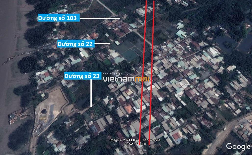 Đường sẽ mở theo quy hoạch ở phường Thạnh Mỹ Lợi, quận 2, Thủ Đức, TP HCM (phần 3) - Ảnh 5.