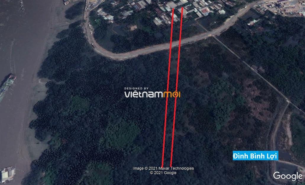 Đường sẽ mở theo quy hoạch ở phường Thạnh Mỹ Lợi, quận 2, Thủ Đức, TP HCM (phần 3) - Ảnh 6.