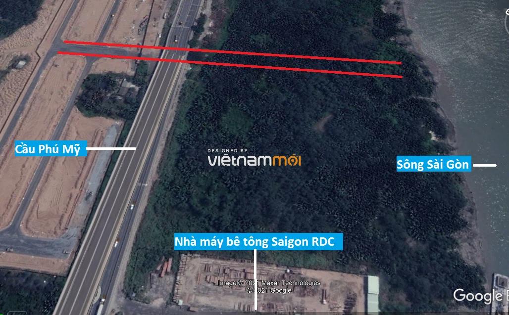 Đường sẽ mở theo quy hoạch ở phường Thạnh Mỹ Lợi, quận 2, Thủ Đức, TP HCM (phần 3) - Ảnh 9.