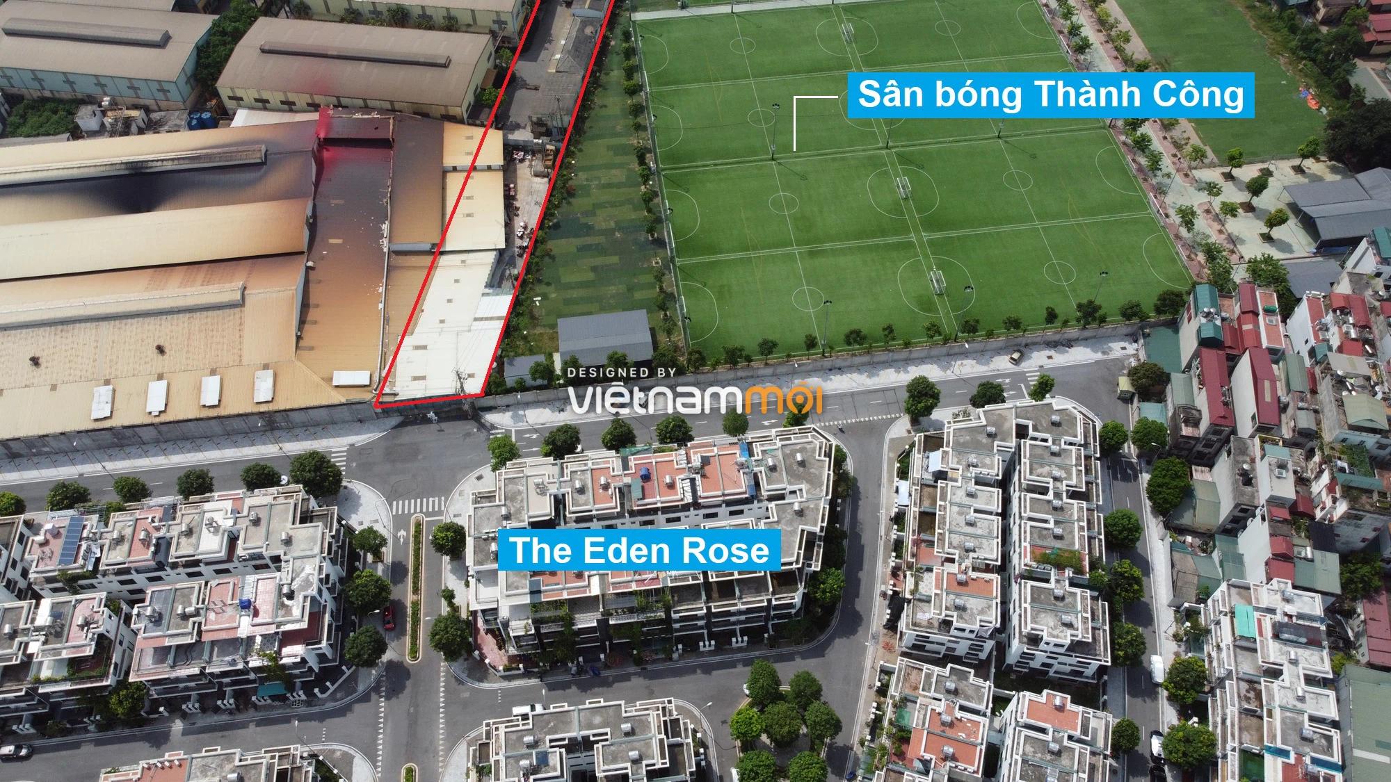 Những khu đất sắp thu hồi để mở đường ở xã Thanh Liệt, Thanh Trì, Hà Nội (phần 1) - Ảnh 3.