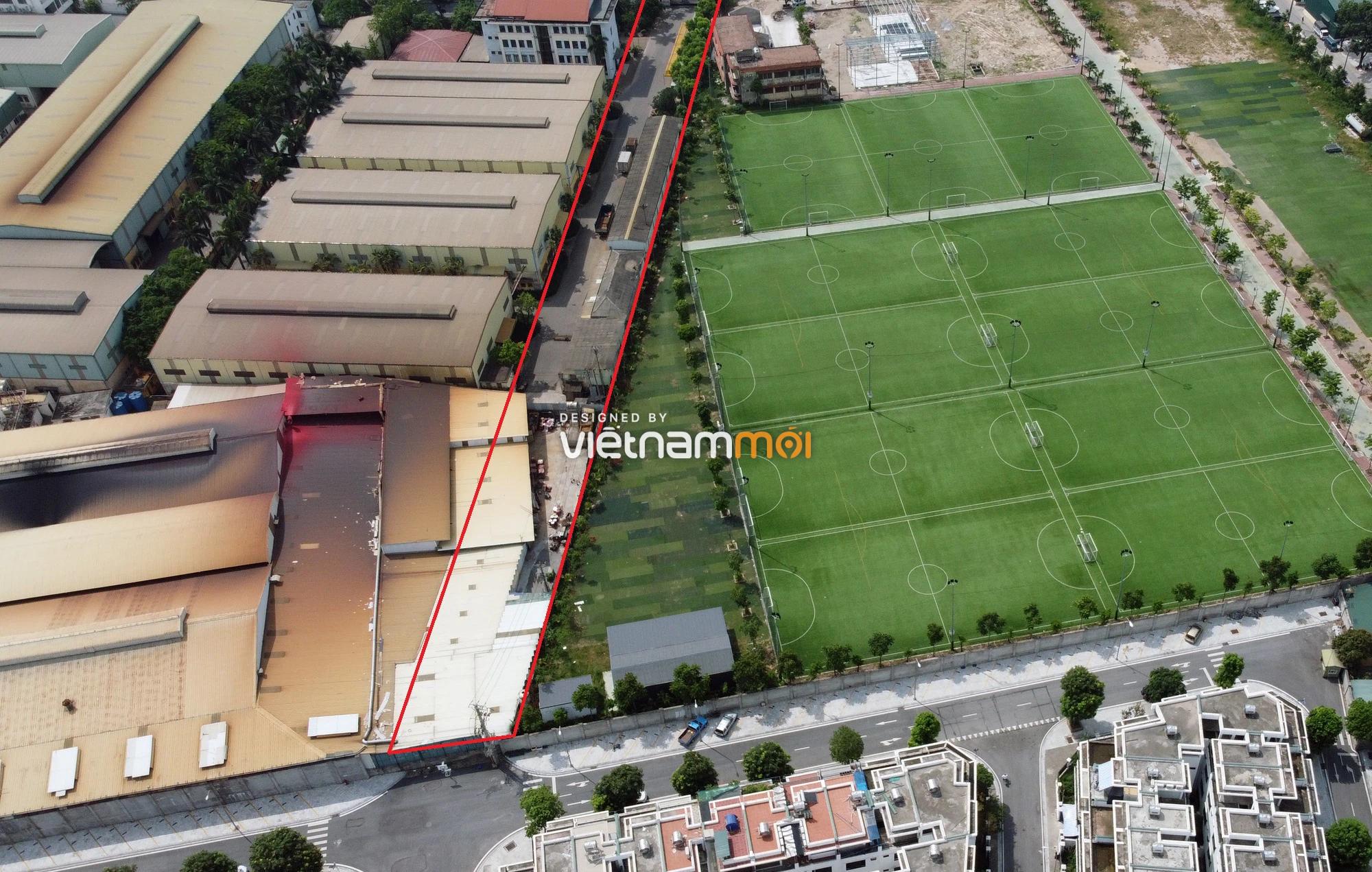 Những khu đất sắp thu hồi để mở đường ở xã Thanh Liệt, Thanh Trì, Hà Nội (phần 1) - Ảnh 4.