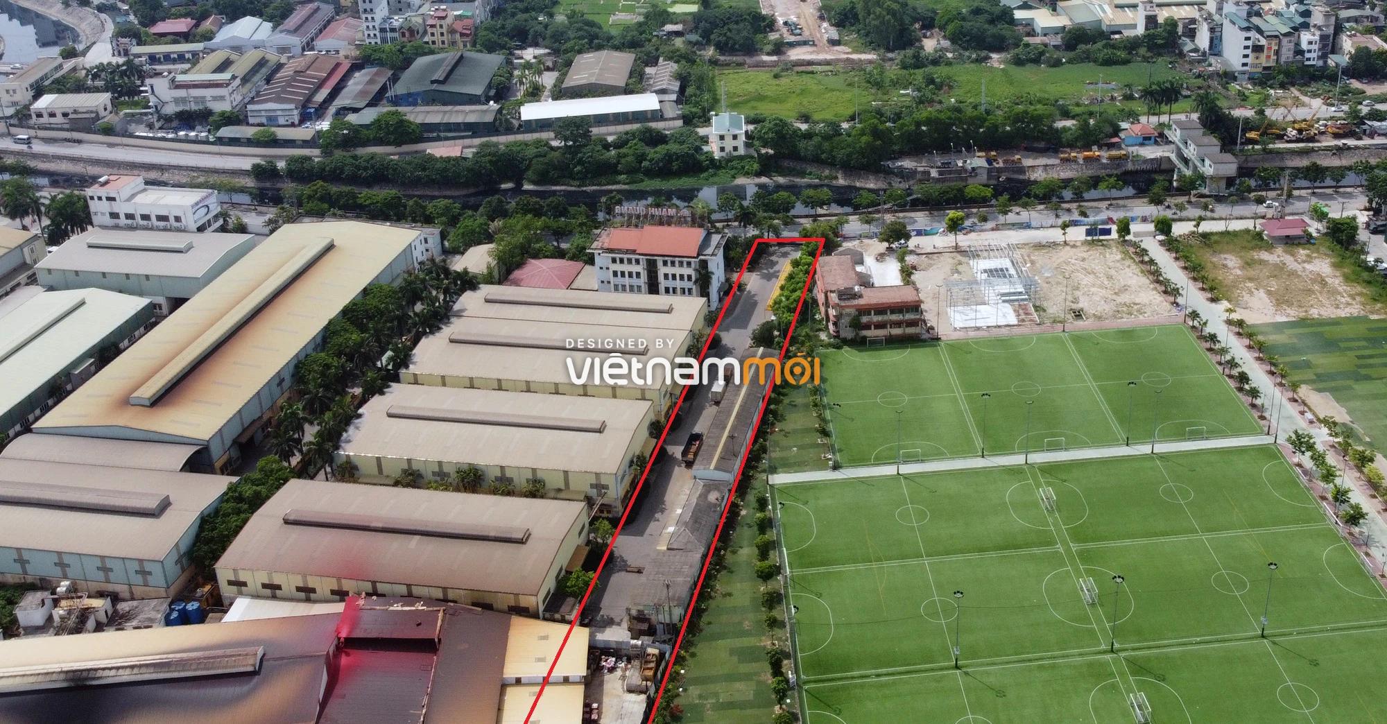 Những khu đất sắp thu hồi để mở đường ở xã Thanh Liệt, Thanh Trì, Hà Nội (phần 1) - Ảnh 5.