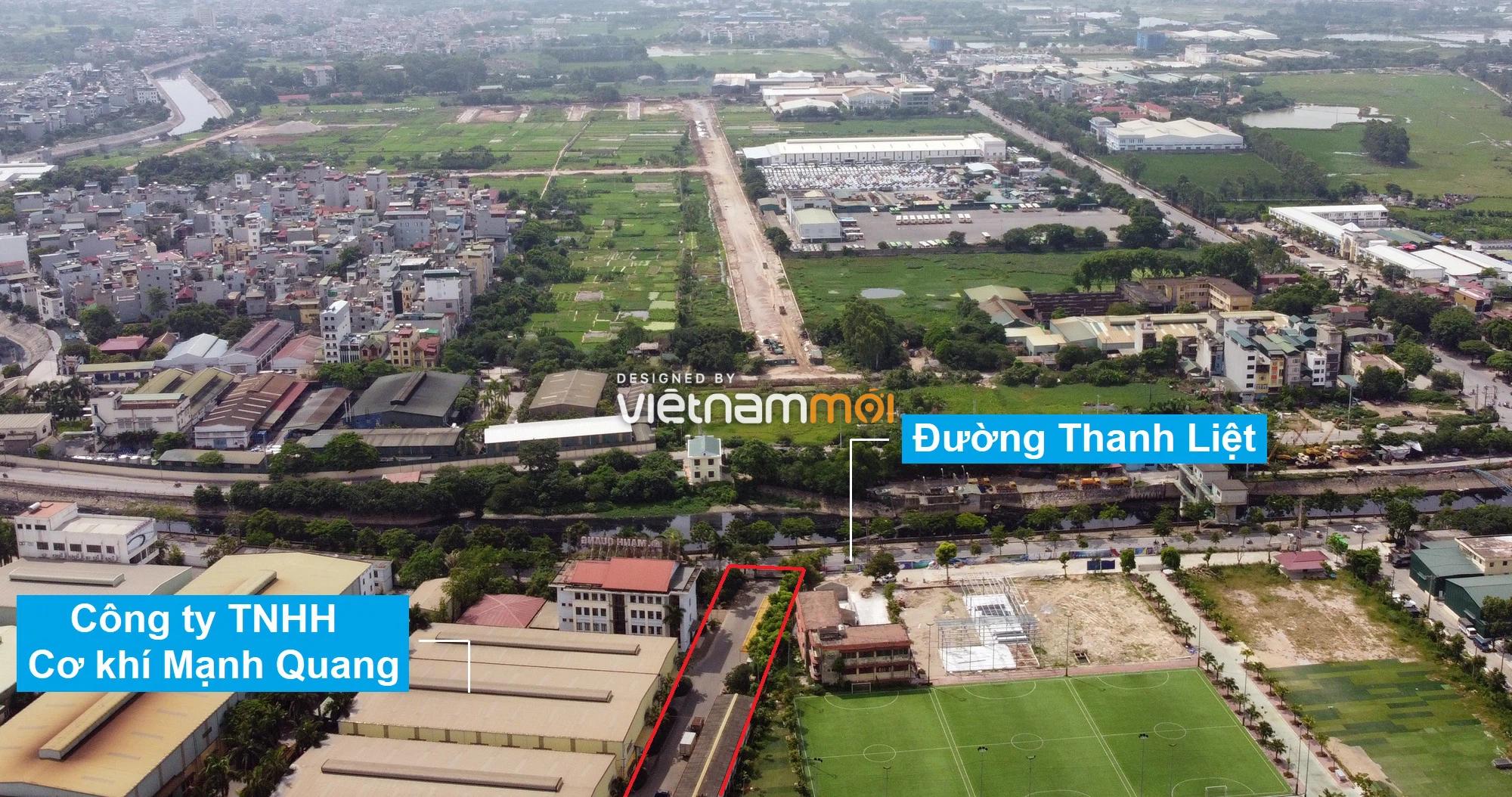 Những khu đất sắp thu hồi để mở đường ở xã Thanh Liệt, Thanh Trì, Hà Nội (phần 1) - Ảnh 6.