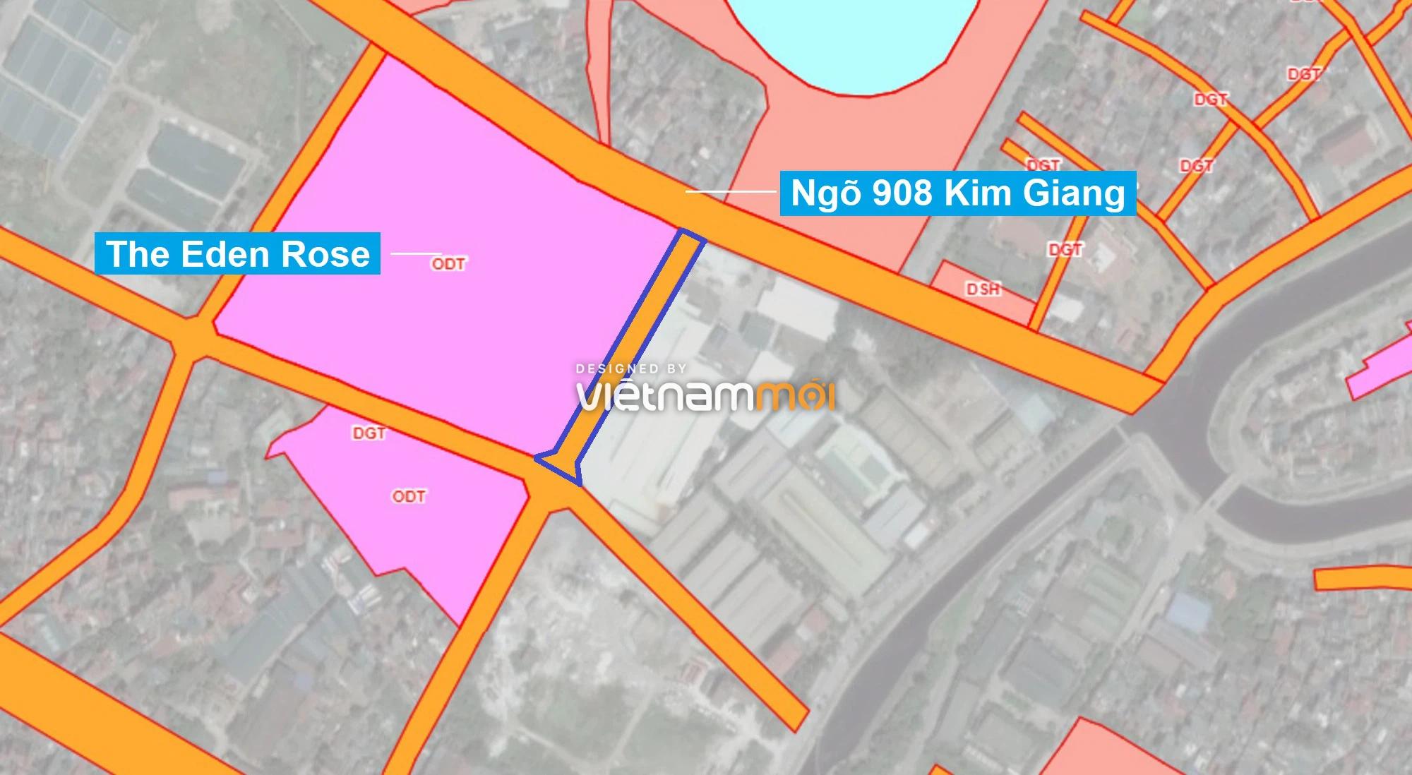 Những khu đất sắp thu hồi để mở đường ở xã Thanh Liệt, Thanh Trì, Hà Nội (phần 1) - Ảnh 7.