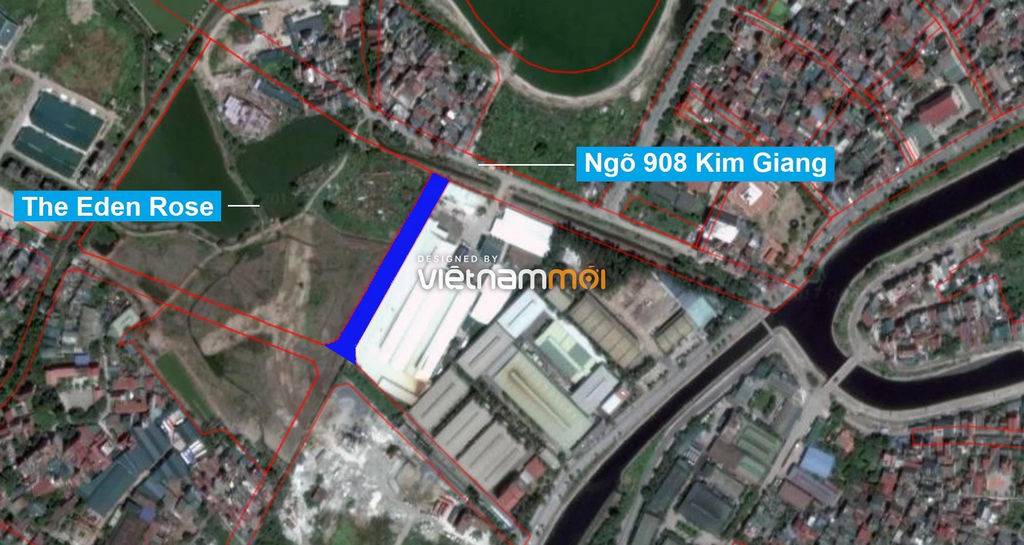 Những khu đất sắp thu hồi để mở đường ở xã Thanh Liệt, Thanh Trì, Hà Nội (phần 1) - Ảnh 8.