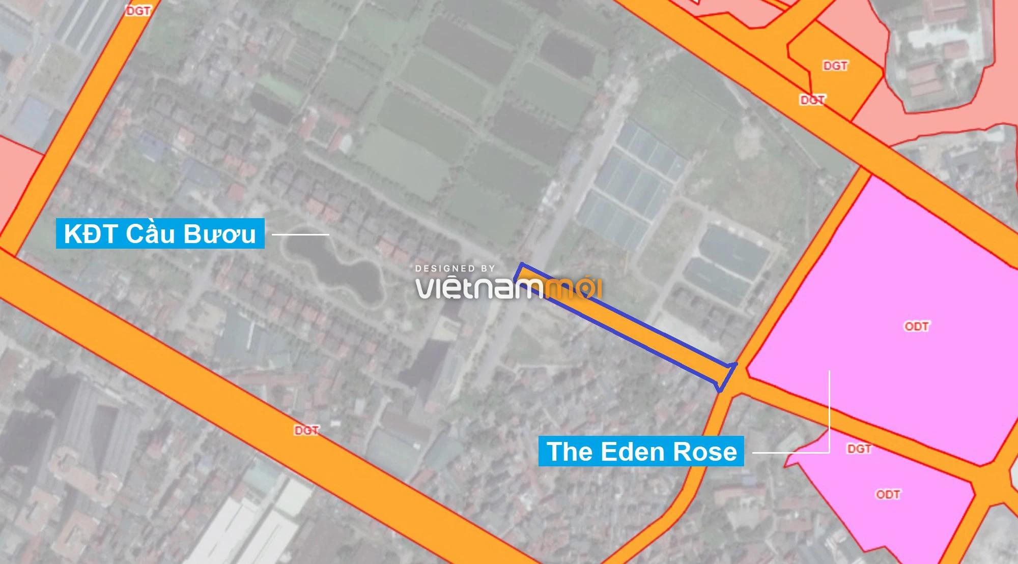 Những khu đất sắp thu hồi để mở đường ở xã Thanh Liệt, Thanh Trì, Hà Nội (phần 1) - Ảnh 13.