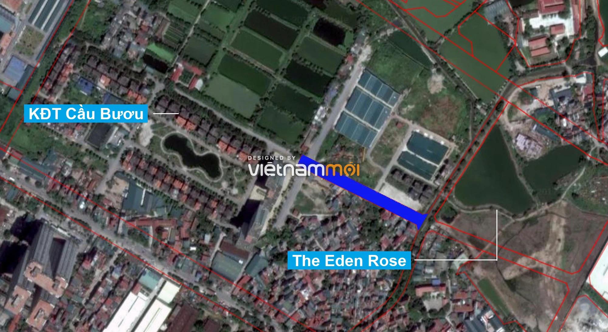 Những khu đất sắp thu hồi để mở đường ở xã Thanh Liệt, Thanh Trì, Hà Nội (phần 1) - Ảnh 14.