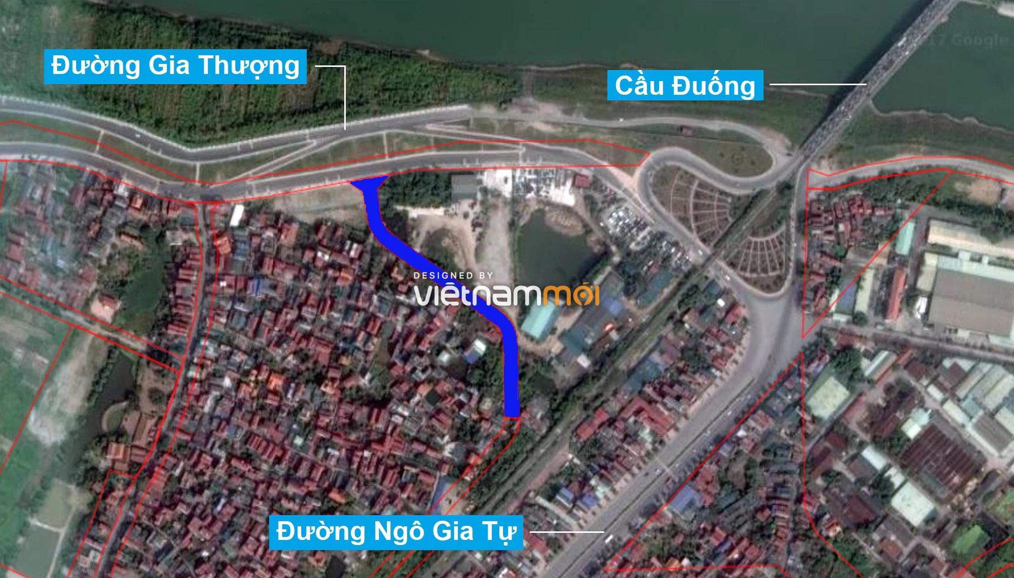 Những khu đất sắp thu hồi để mở đường ở phường Thượng Thanh, Long Biên, Hà Nội (phần 3) - Ảnh 2.