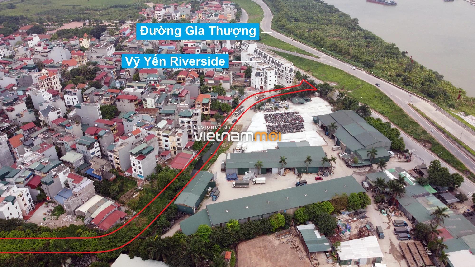 Những khu đất sắp thu hồi để mở đường ở phường Thượng Thanh, Long Biên, Hà Nội (phần 3) - Ảnh 4.