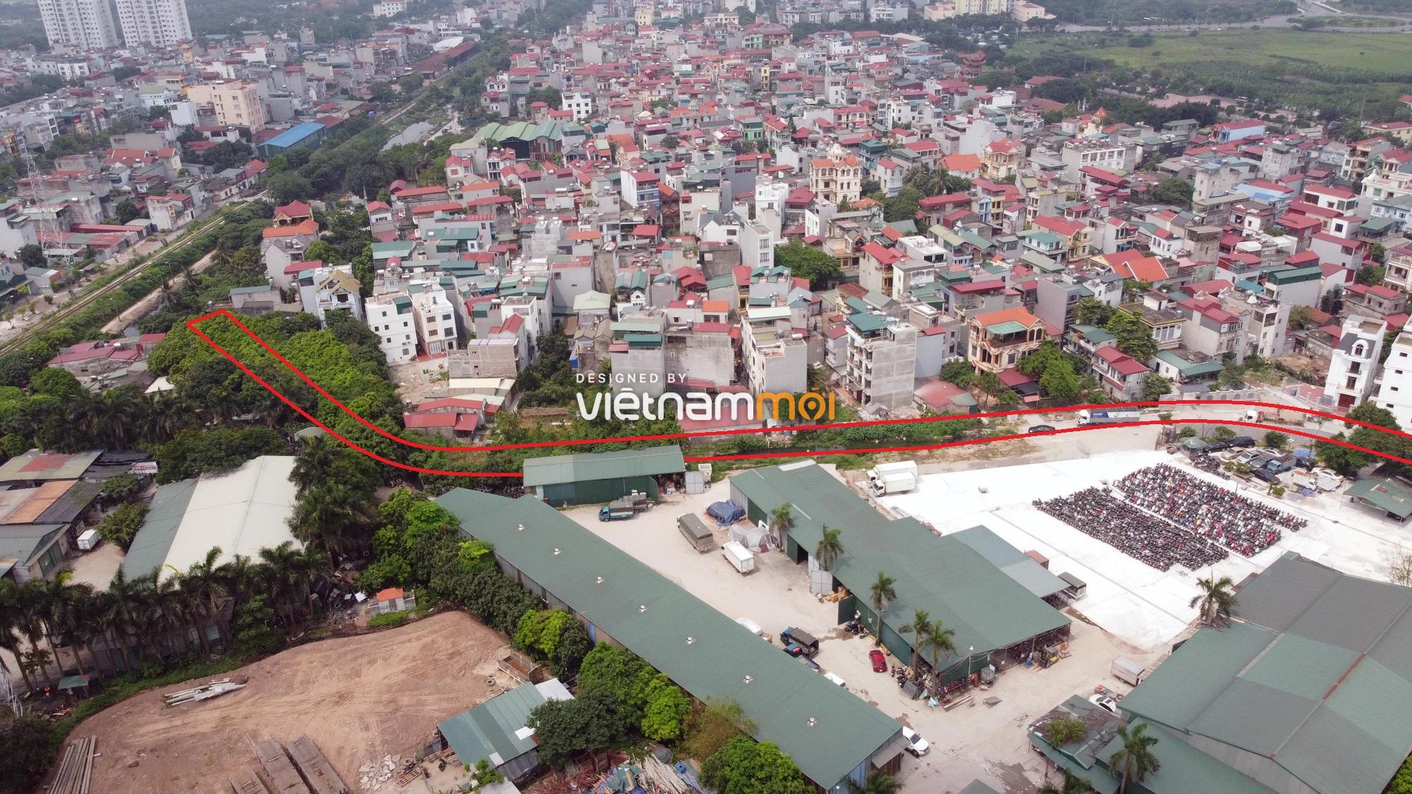 Những khu đất sắp thu hồi để mở đường ở phường Thượng Thanh, Long Biên, Hà Nội (phần 3) - Ảnh 5.