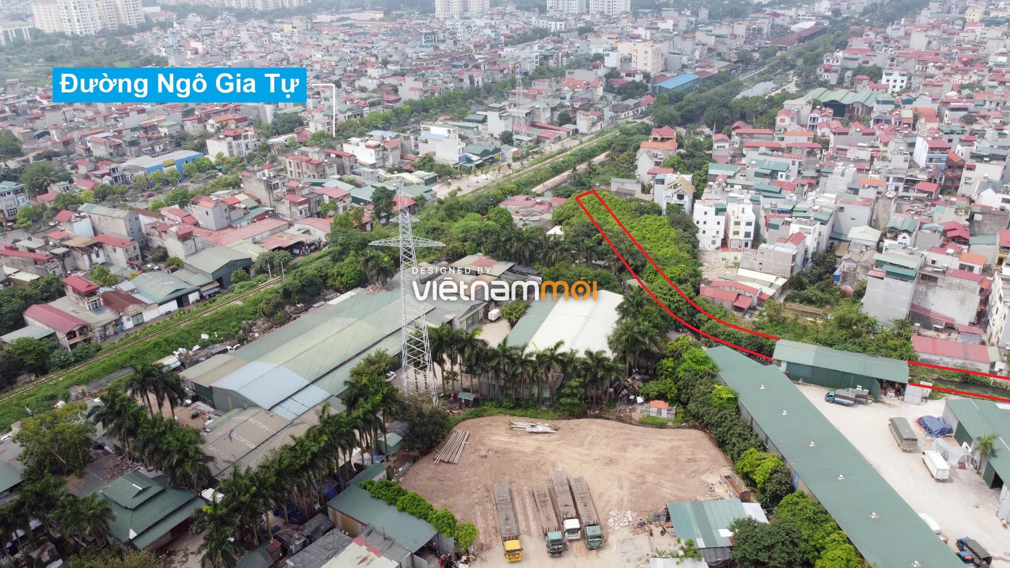 Những khu đất sắp thu hồi để mở đường ở phường Thượng Thanh, Long Biên, Hà Nội (phần 3) - Ảnh 6.