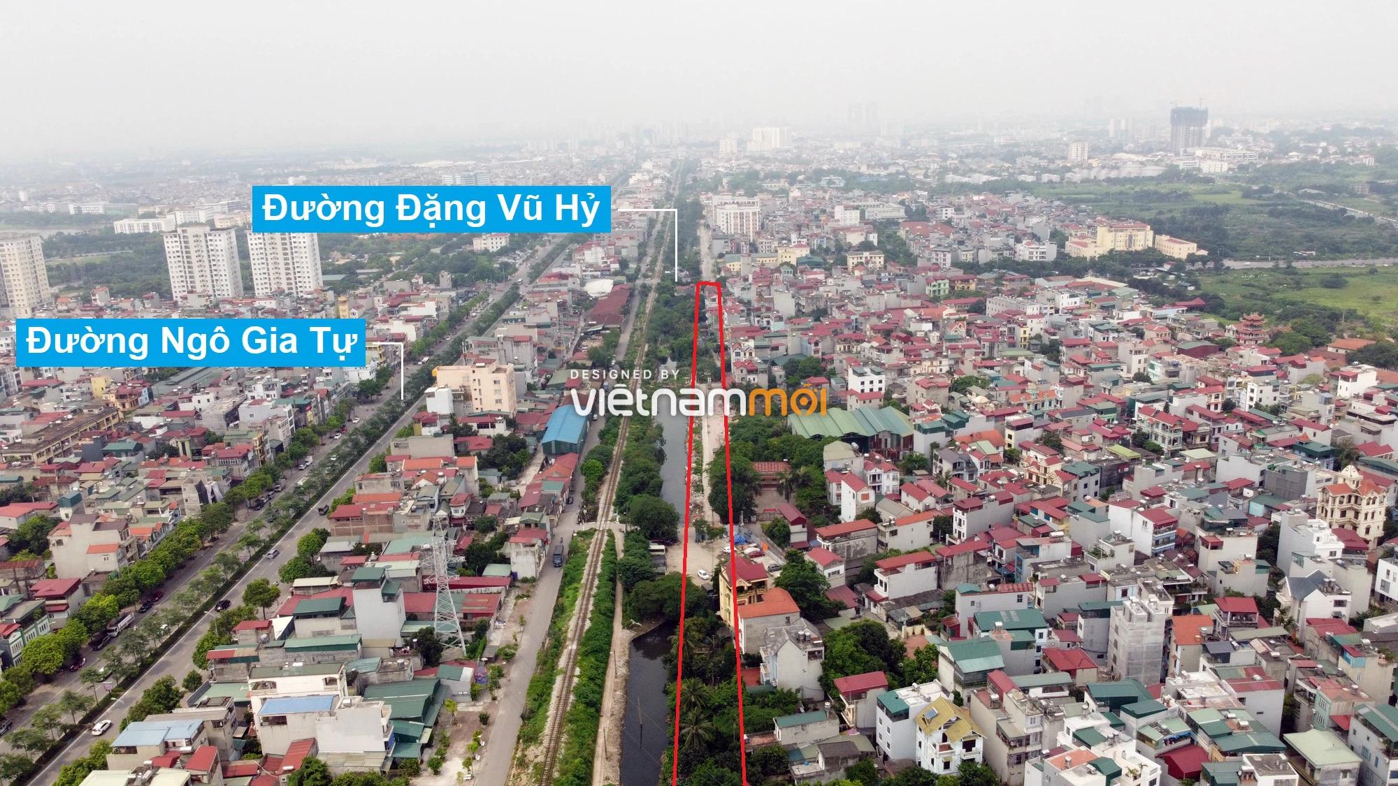 Những khu đất sắp thu hồi để mở đường ở phường Thượng Thanh, Long Biên, Hà Nội (phần 3) - Ảnh 11.