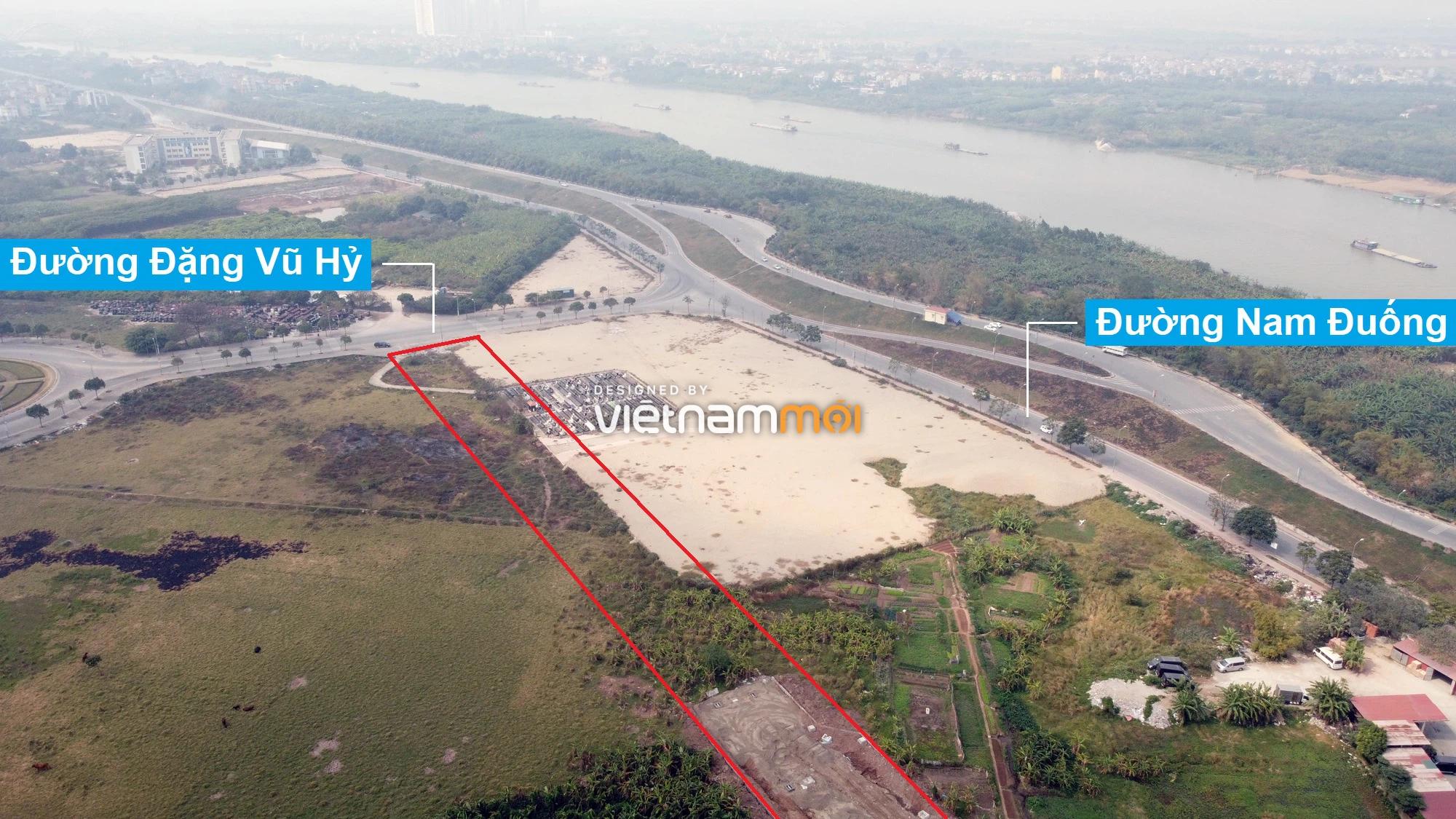 Những khu đất sắp thu hồi để mở đường ở phường Thượng Thanh, Long Biên, Hà Nội (phần 3) - Ảnh 16.