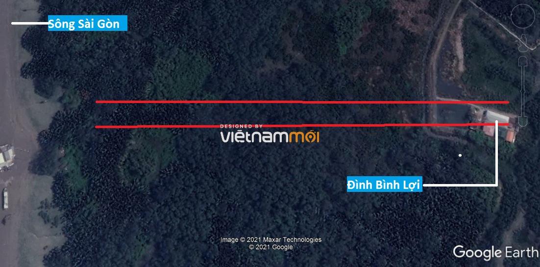 Đường sẽ mở theo quy hoạch ở phường Thạnh Mỹ Lợi, quận 2, Thủ Đức, TP HCM (phần 3) - Ảnh 12.