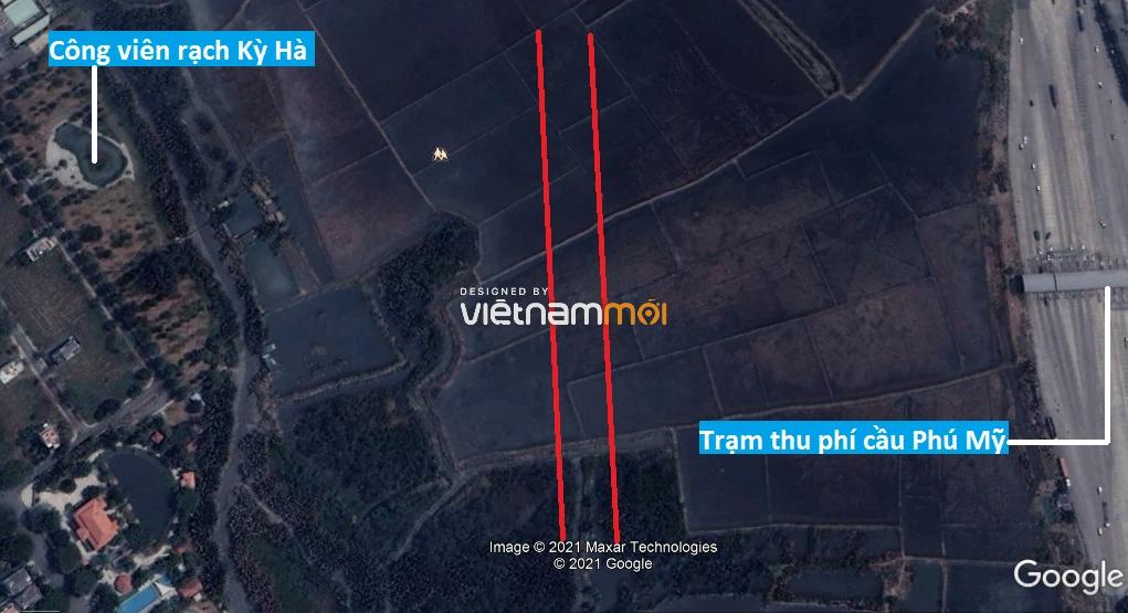 Đường sẽ mở theo quy hoạch ở phường Thạnh Mỹ Lợi, quận 2, Thủ Đức, TP HCM (phần 4) - Ảnh 4.