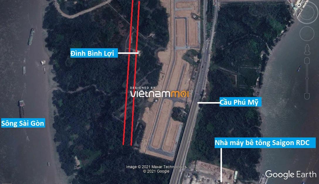 Đường sẽ mở theo quy hoạch ở phường Thạnh Mỹ Lợi, quận 2, Thủ Đức, TP HCM (phần 4) - Ảnh 7.