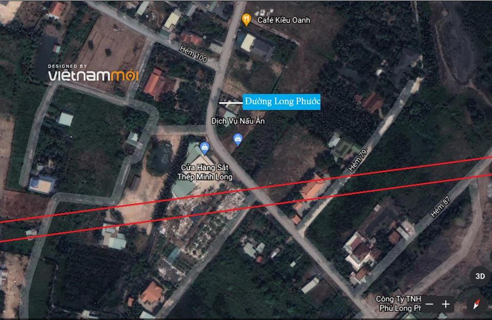 Đường sẽ mở theo quy hoạch ở phường Long Phước, quận 9, Thủ Đức, TP HCM (phần 2) - Ảnh 6.