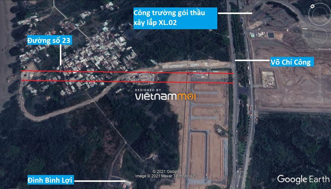 Đường sẽ mở theo quy hoạch ở phường Thạnh Mỹ Lợi, quận 2, Thủ Đức, TP HCM (phần 4) - Ảnh 8.