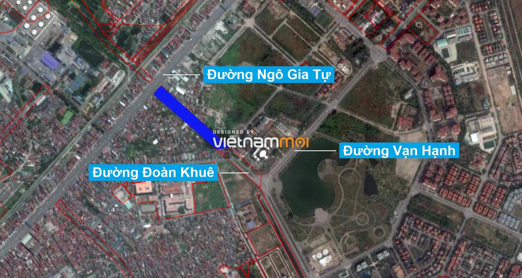 Những khu đất sắp thu hồi để mở đường ở phường Đức Giang, Long Biên, Hà Nội (phần 3) - Ảnh 2.