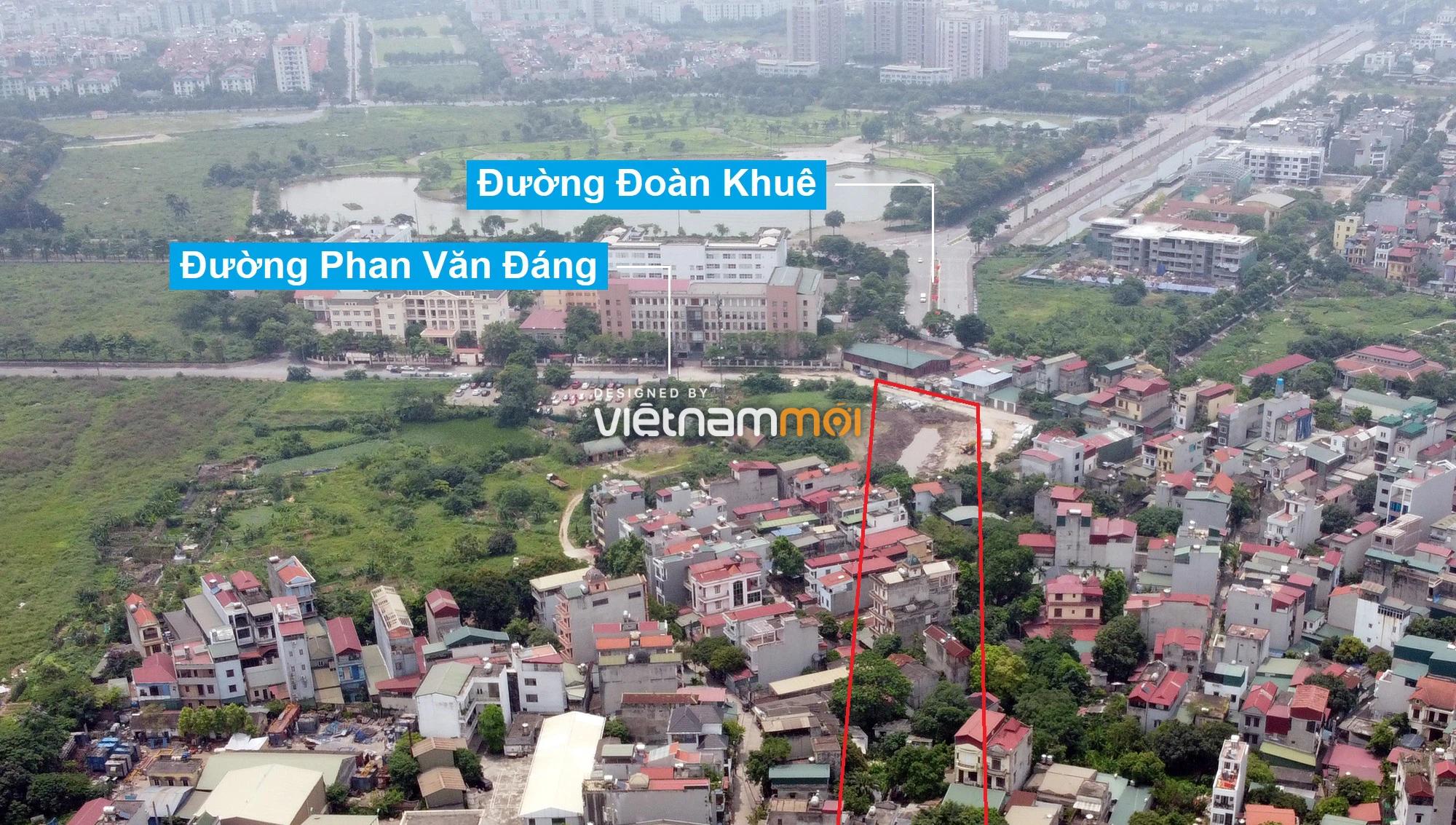 Những khu đất sắp thu hồi để mở đường ở phường Đức Giang, Long Biên, Hà Nội (phần 3) - Ảnh 3.