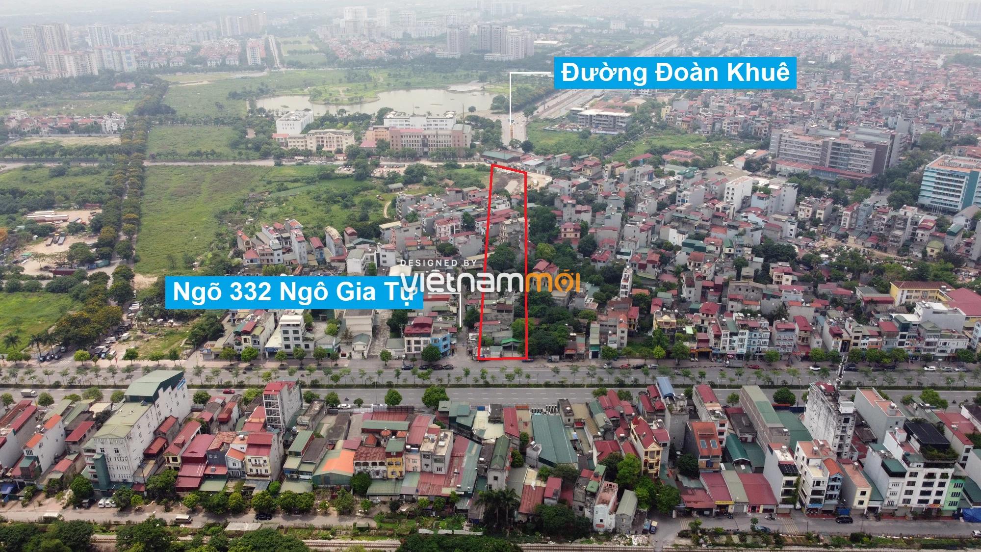 Những khu đất sắp thu hồi để mở đường ở phường Đức Giang, Long Biên, Hà Nội (phần 3) - Ảnh 5.