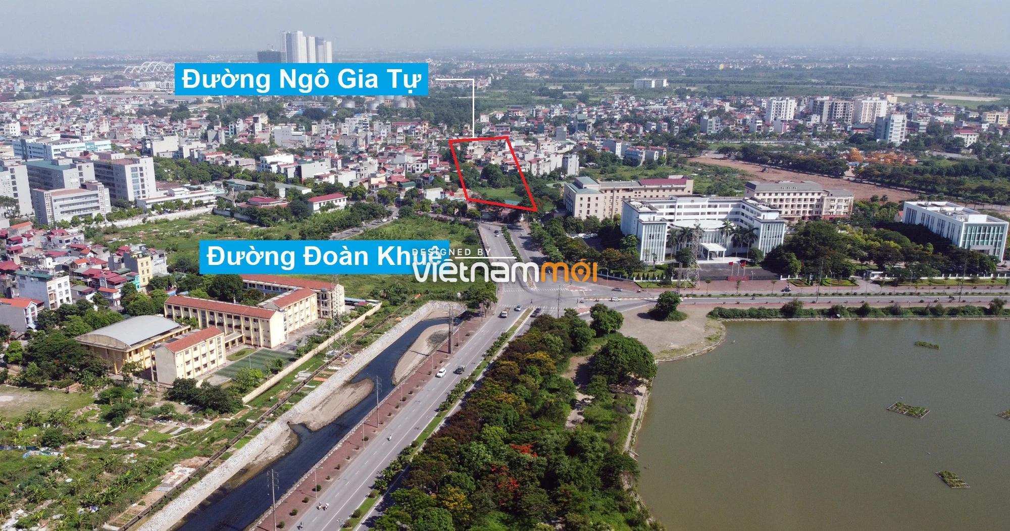Những khu đất sắp thu hồi để mở đường ở phường Đức Giang, Long Biên, Hà Nội (phần 3) - Ảnh 6.
