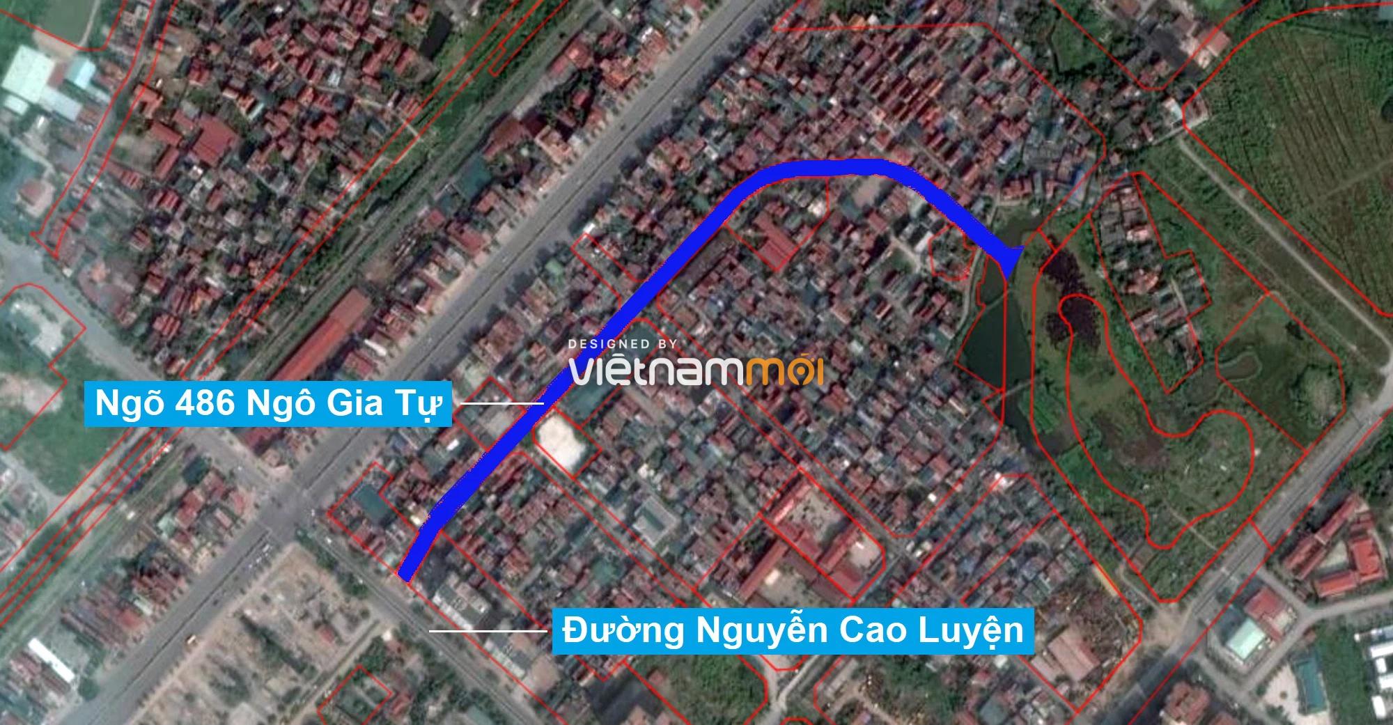 Những khu đất sắp thu hồi để mở đường ở phường Đức Giang, Long Biên, Hà Nội (phần 3) - Ảnh 8.