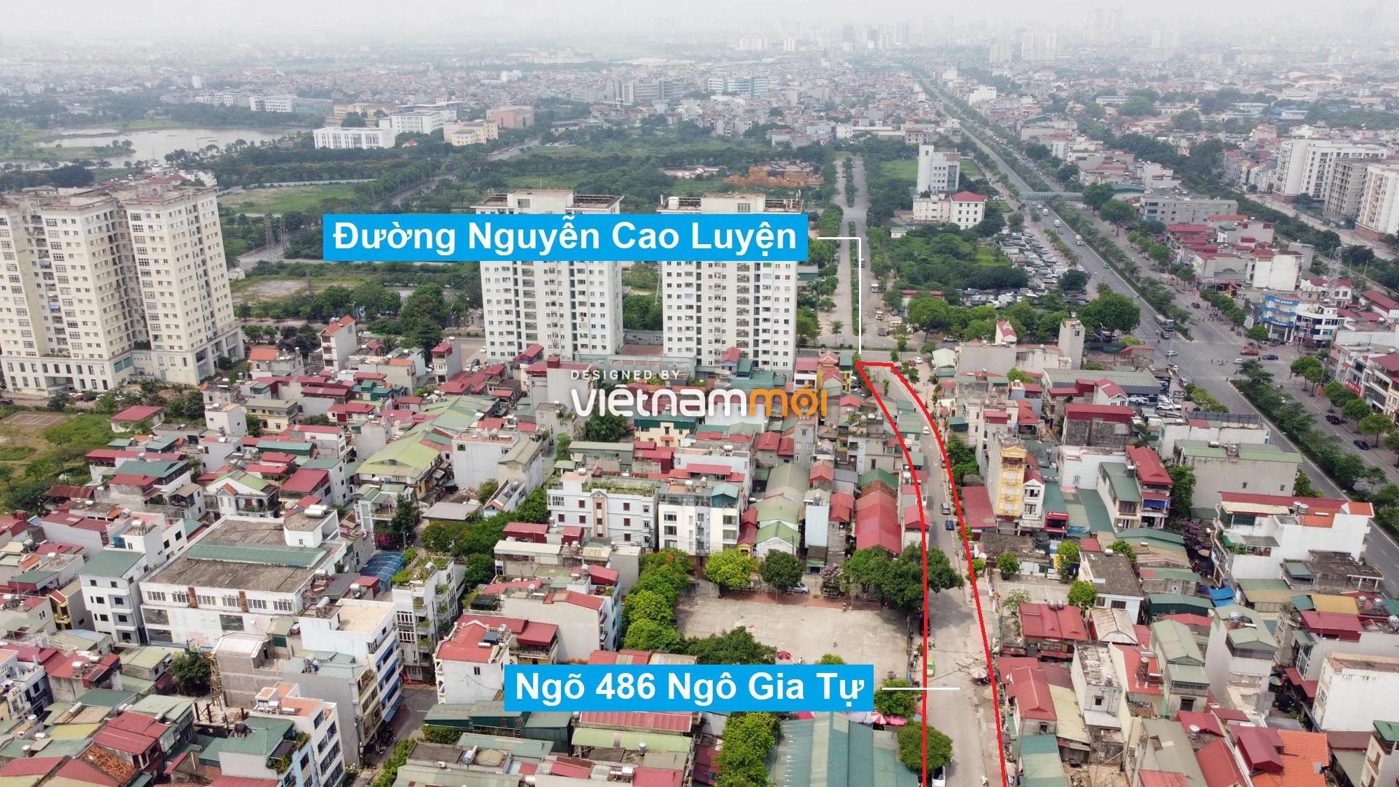 Những khu đất sắp thu hồi để mở đường ở phường Đức Giang, Long Biên, Hà Nội (phần 3) - Ảnh 9.