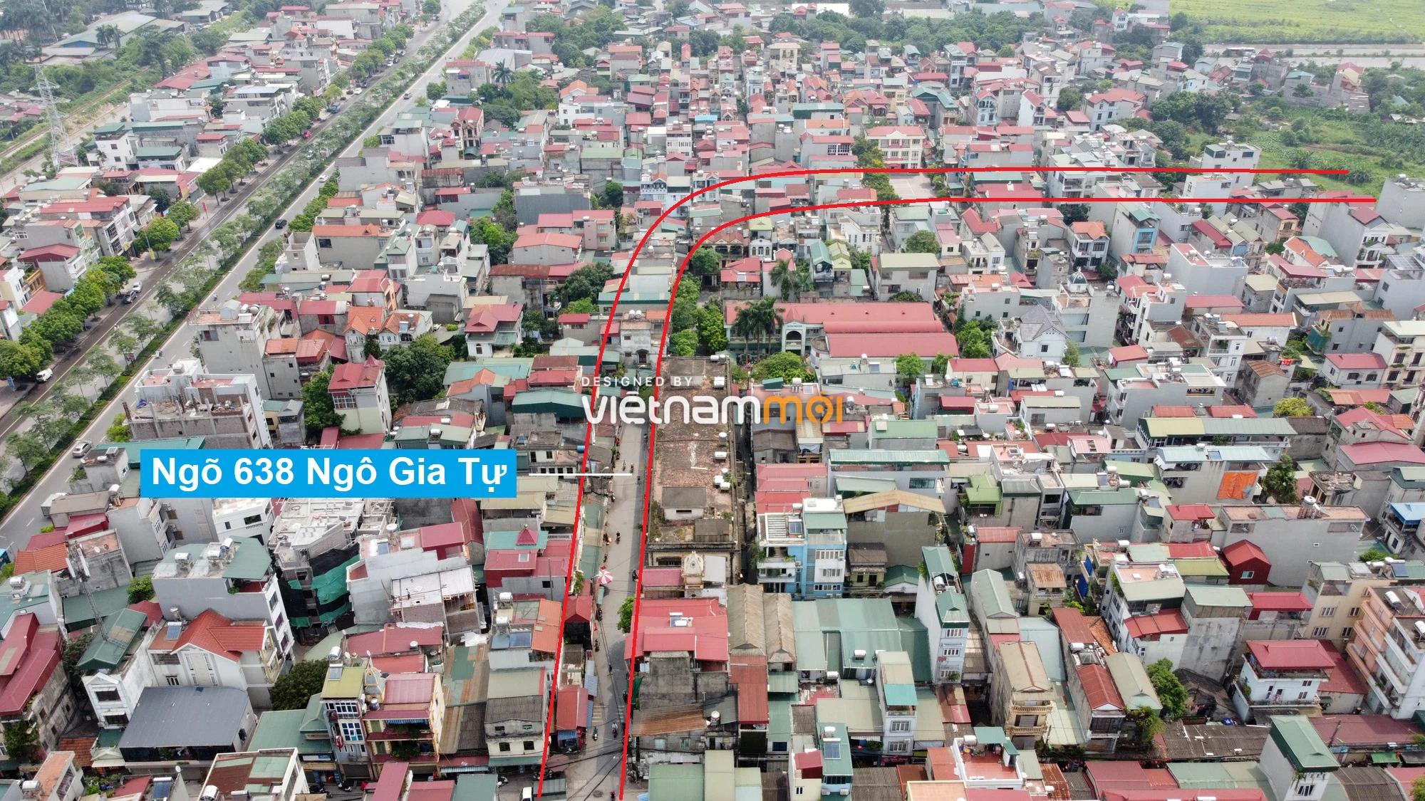 Những khu đất sắp thu hồi để mở đường ở phường Đức Giang, Long Biên, Hà Nội (phần 3) - Ảnh 11.