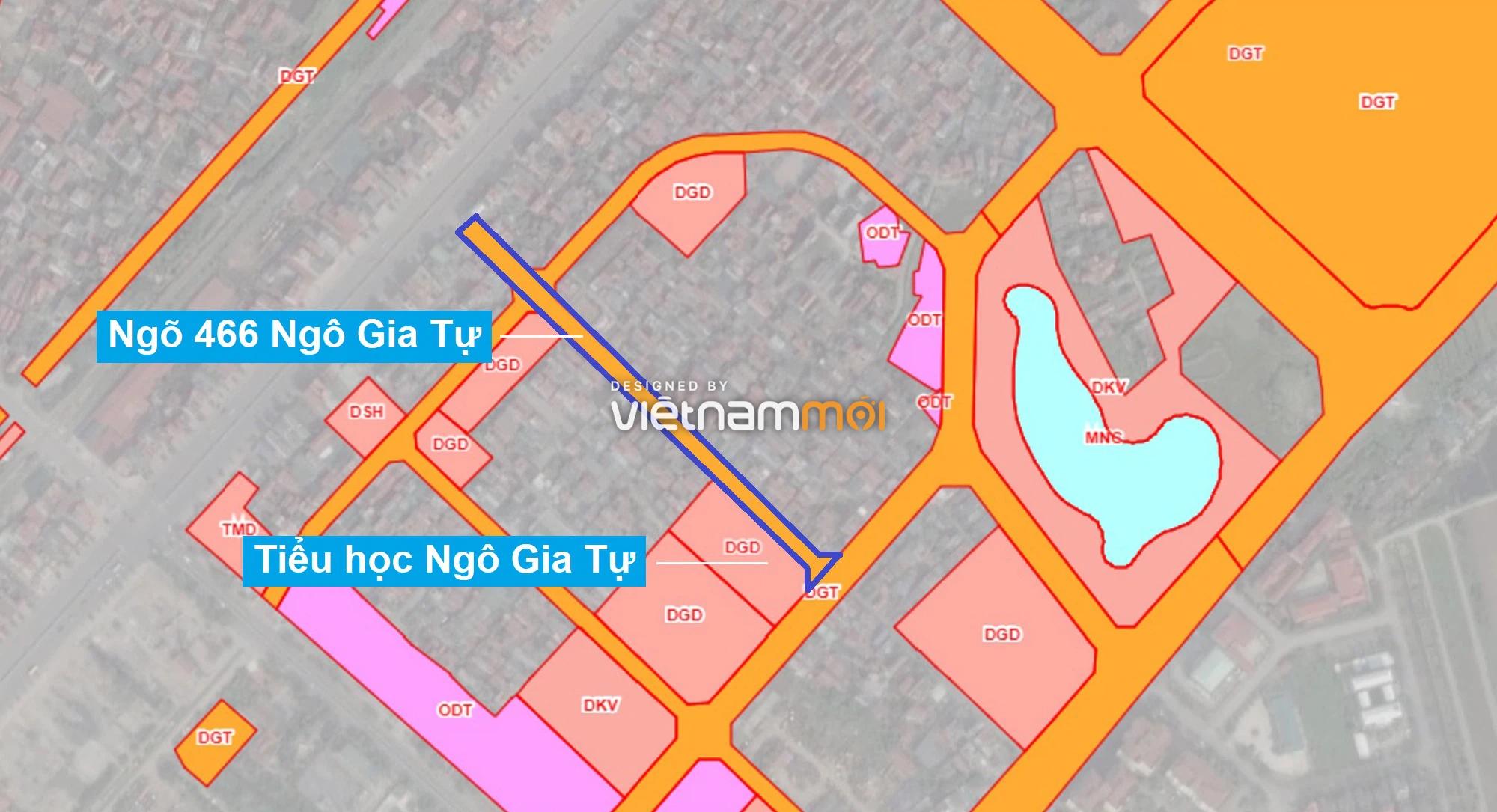 Những khu đất sắp thu hồi để mở đường ở phường Đức Giang, Long Biên, Hà Nội (phần 3) - Ảnh 14.