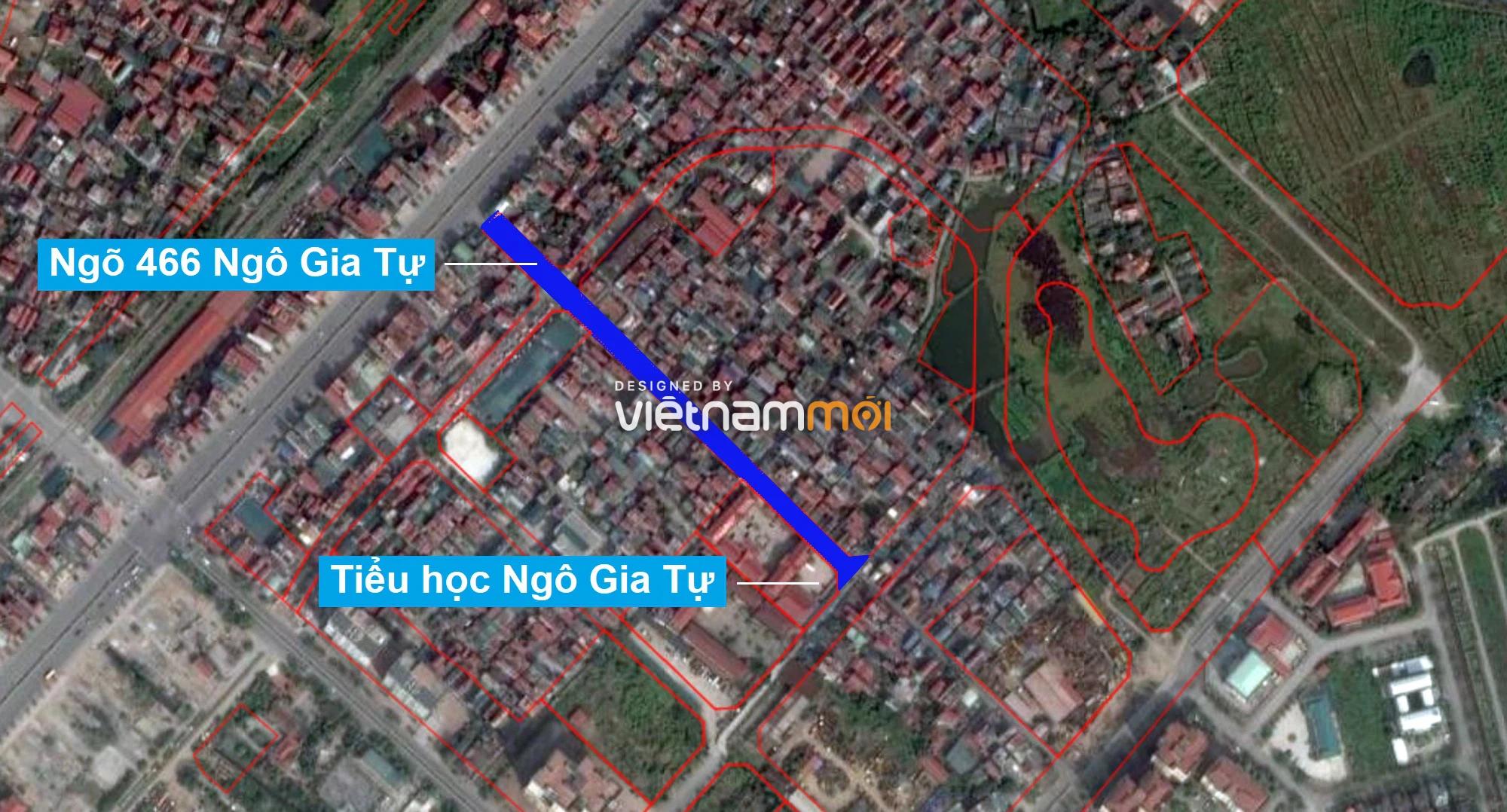 Những khu đất sắp thu hồi để mở đường ở phường Đức Giang, Long Biên, Hà Nội (phần 3) - Ảnh 15.