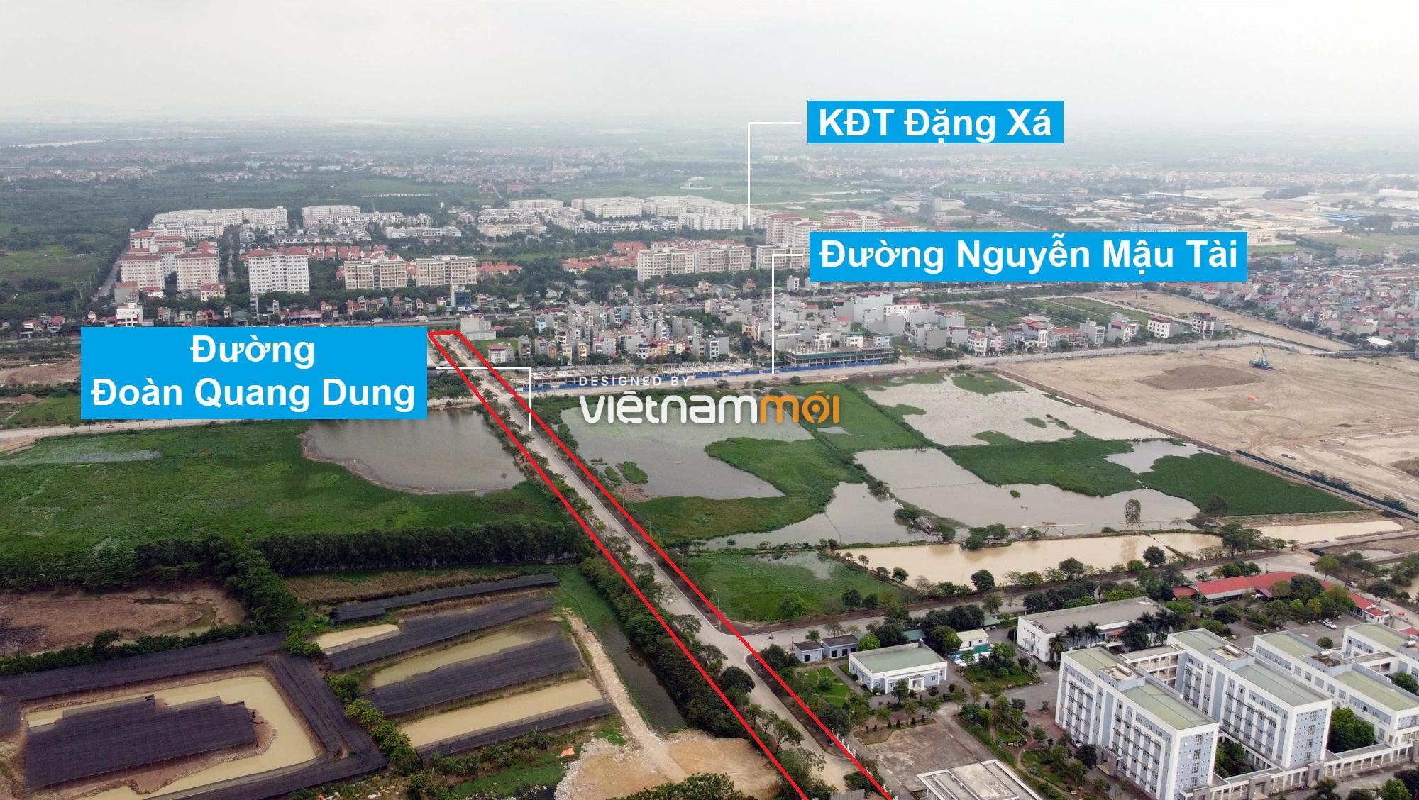 Đường sẽ mở theo quy hoạch ở thị trấn Trâu Quỳ, Gia Lâm, Hà Nội (phần 3) - Ảnh 2.