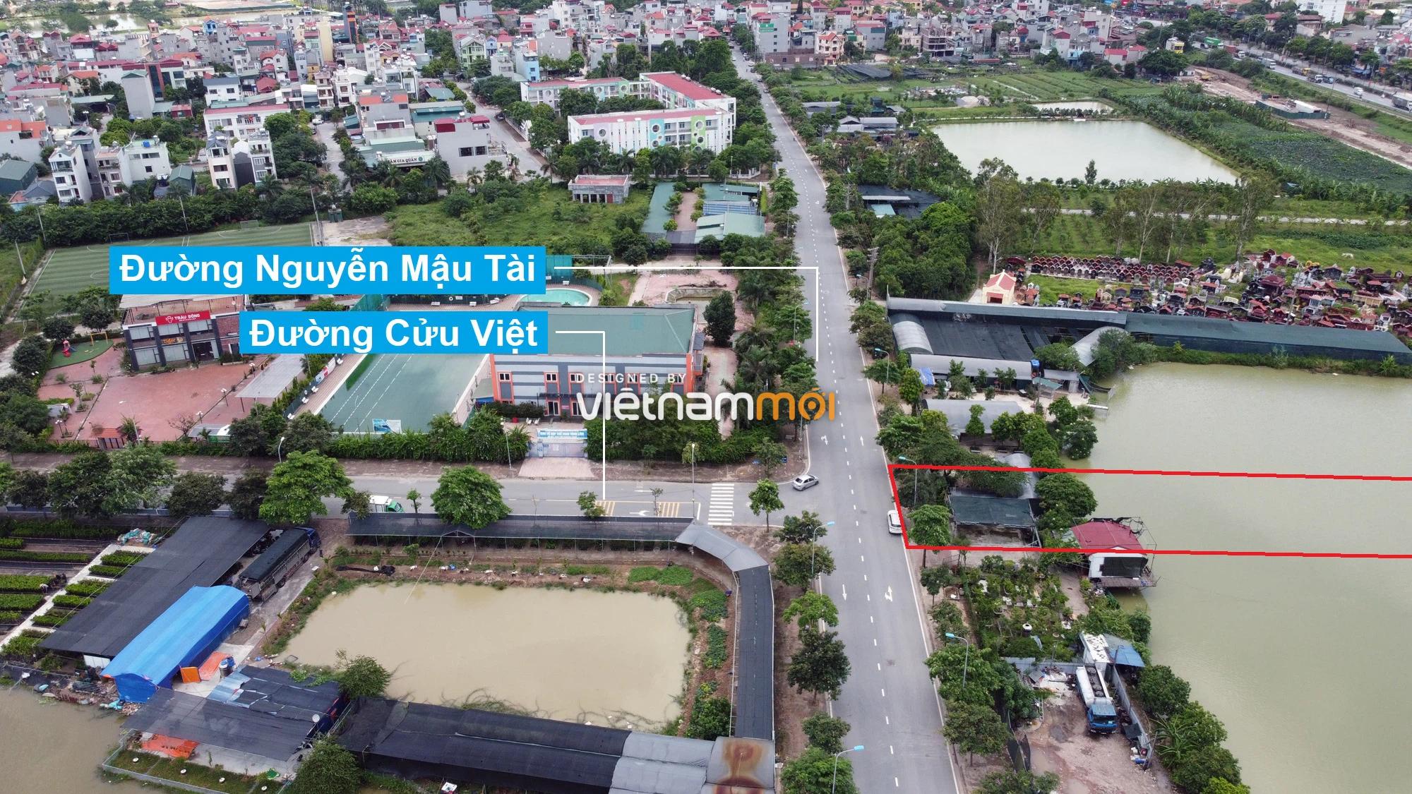 Đường sẽ mở theo quy hoạch ở thị trấn Trâu Quỳ, Gia Lâm, Hà Nội (phần 3) - Ảnh 9.