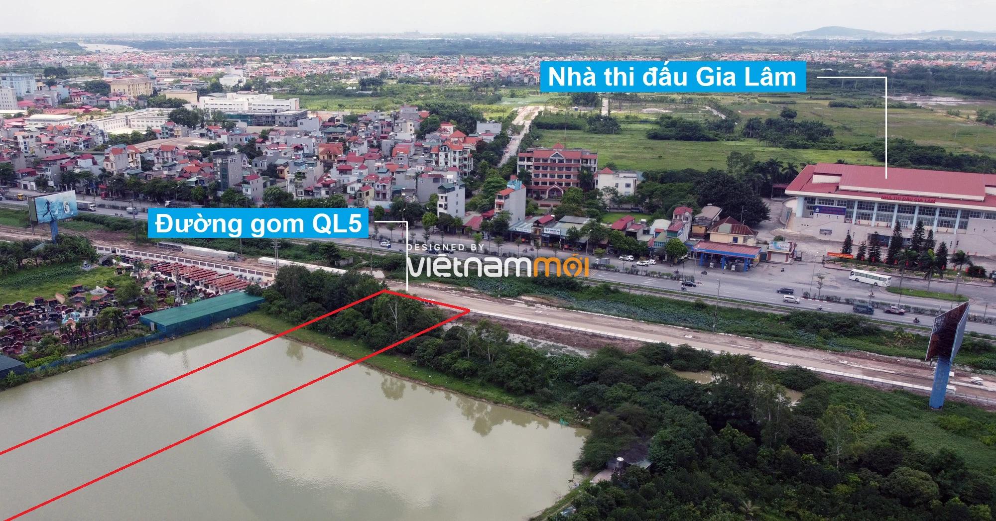 Đường sẽ mở theo quy hoạch ở thị trấn Trâu Quỳ, Gia Lâm, Hà Nội (phần 3) - Ảnh 10.
