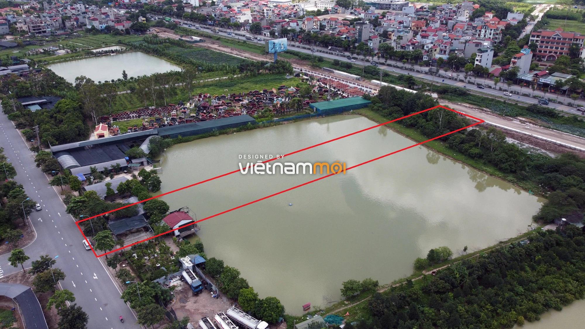 Đường sẽ mở theo quy hoạch ở thị trấn Trâu Quỳ, Gia Lâm, Hà Nội (phần 3) - Ảnh 11.