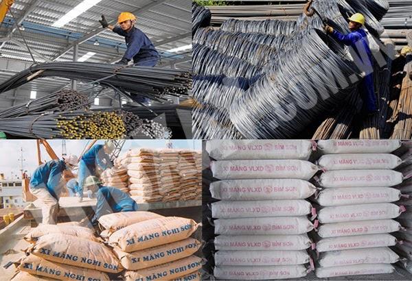 Giá vật liệu xây dựng tại Quảng Bình tháng 6/2021 - Ảnh 1.