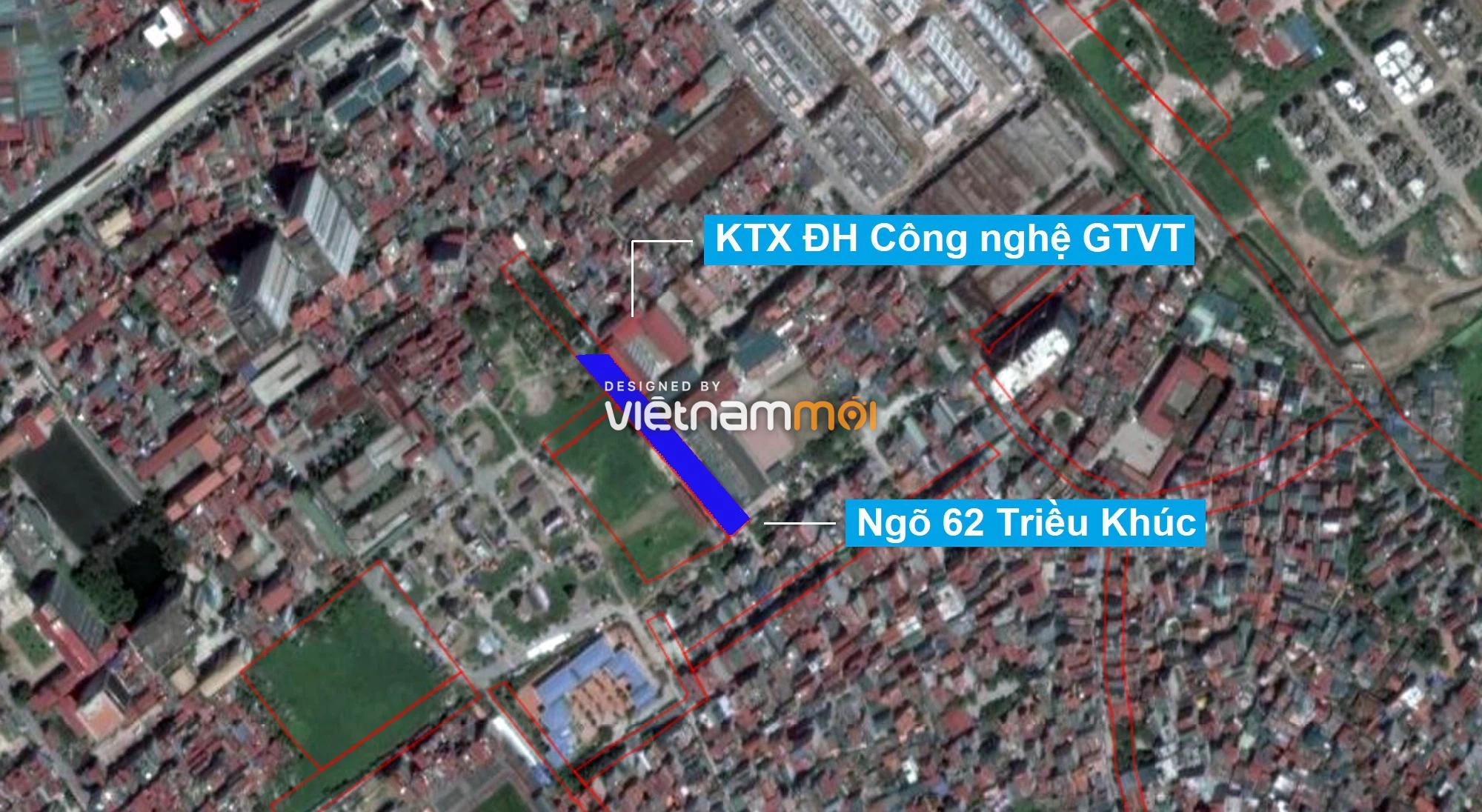 Những khu đất sắp thu hồi để mở đường ở xã Tân Triều, Thanh Trì, Hà Nội (phần 3) - Ảnh 2.