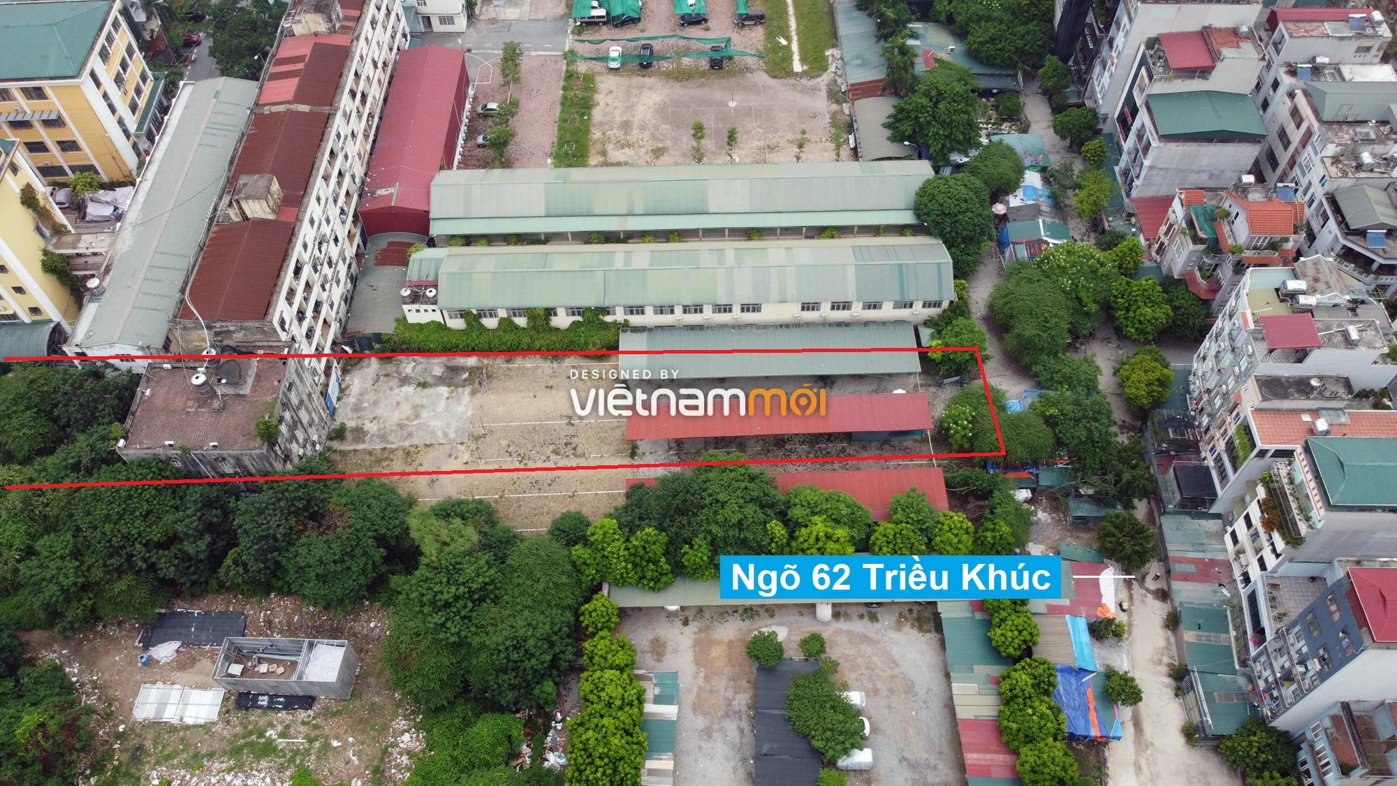 Những khu đất sắp thu hồi để mở đường ở xã Tân Triều, Thanh Trì, Hà Nội (phần 3) - Ảnh 3.