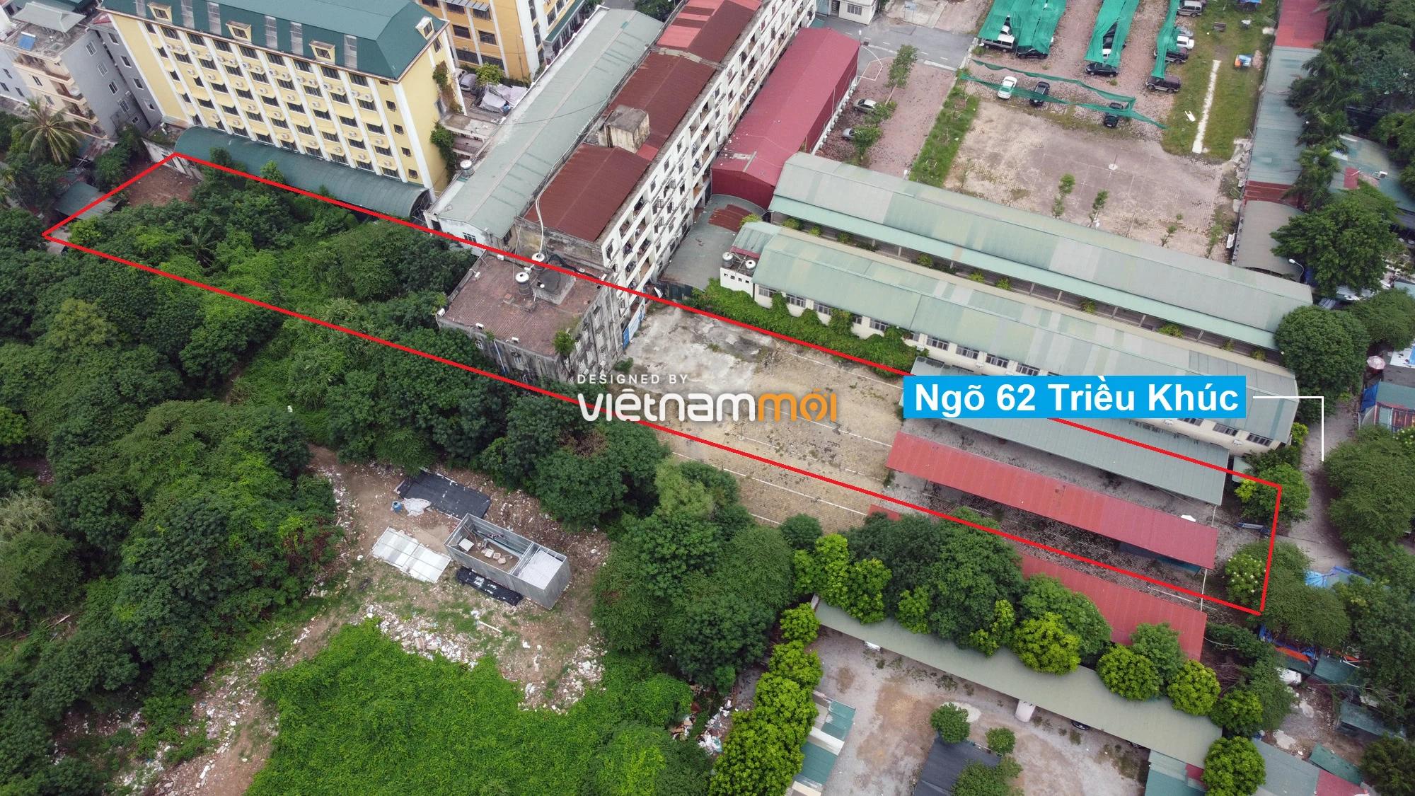 Những khu đất sắp thu hồi để mở đường ở xã Tân Triều, Thanh Trì, Hà Nội (phần 3) - Ảnh 4.