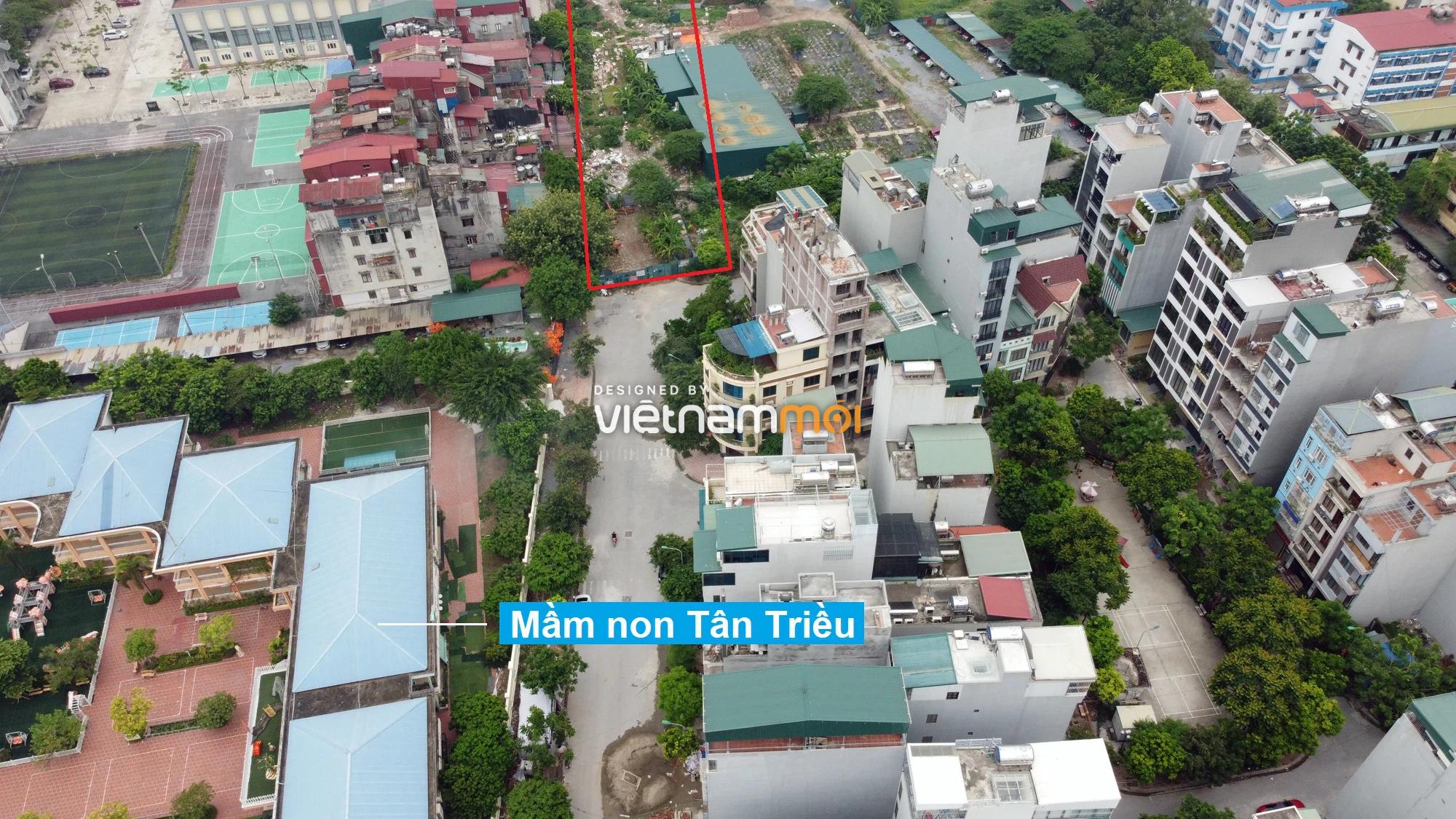 Những khu đất sắp thu hồi để mở đường ở xã Tân Triều, Thanh Trì, Hà Nội (phần 3) - Ảnh 10.