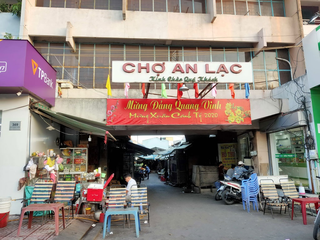 Danh sách các chợ ở Quận Bình Tân 2021 - Ảnh 1.