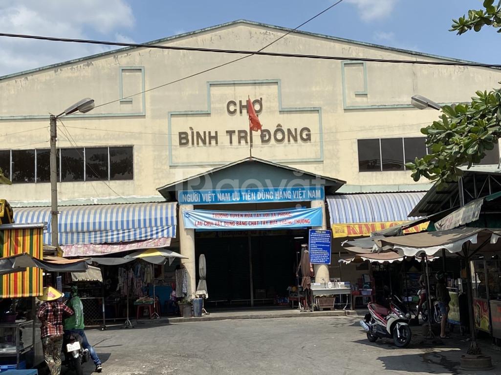 Danh sách các chợ ở Quận Bình Tân 2021 - Ảnh 2.