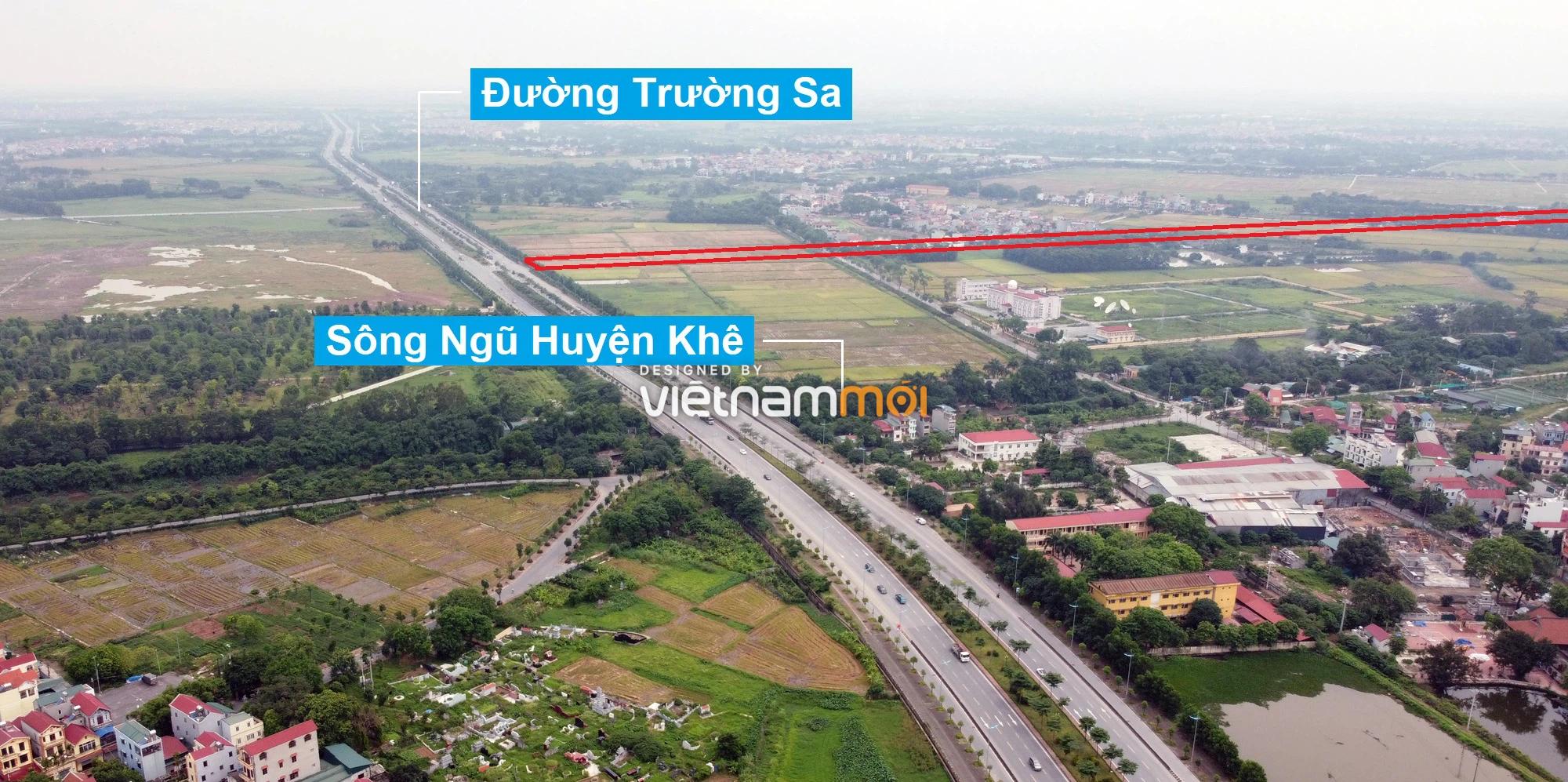 Đường sẽ mở theo quy hoạch xung quanh khu đô thị Vinhomes Cổ Loa (phần 2) - Ảnh 4.
