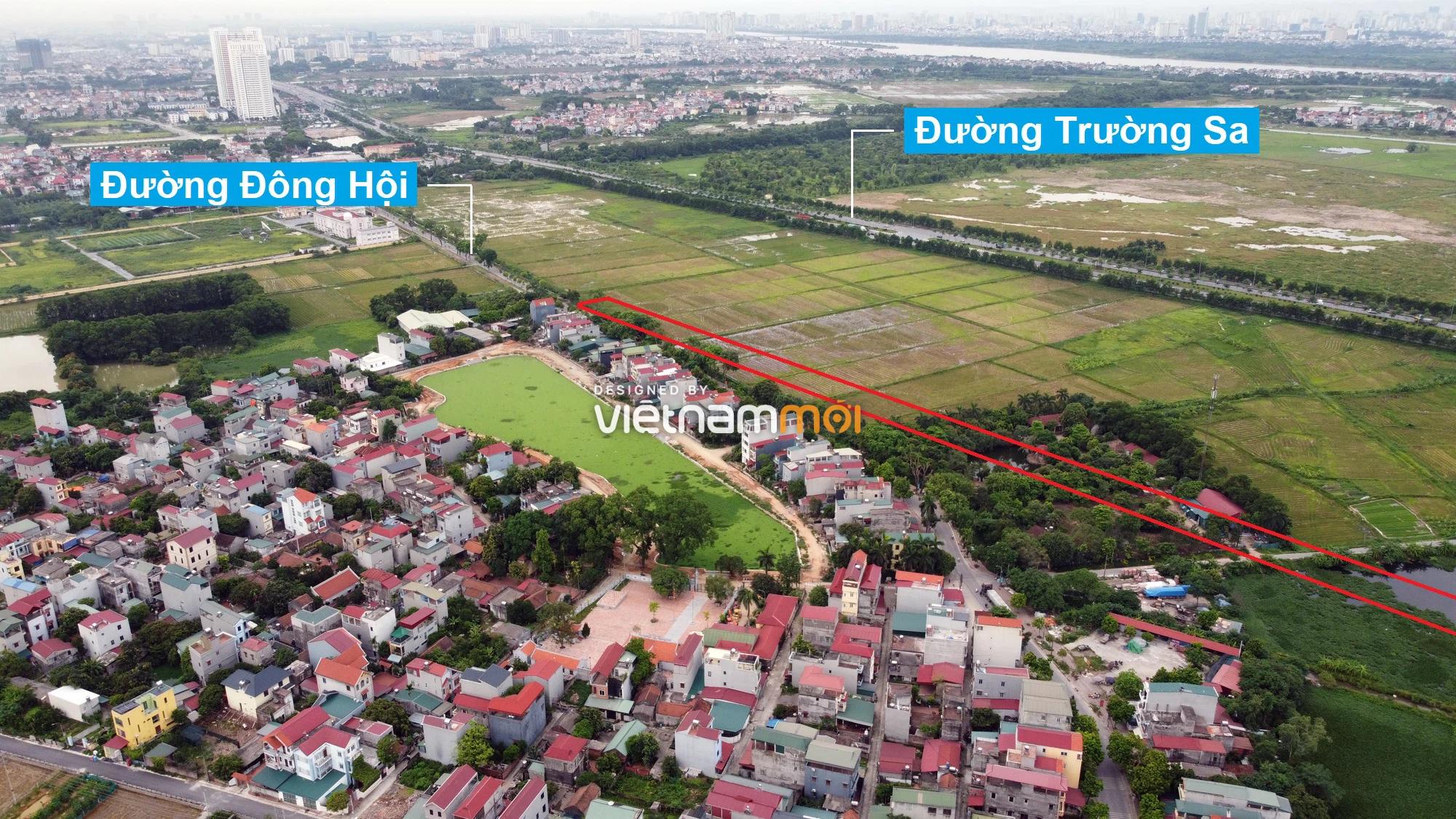 Đường sẽ mở theo quy hoạch xung quanh khu đô thị Vinhomes Cổ Loa (phần 2) - Ảnh 7.