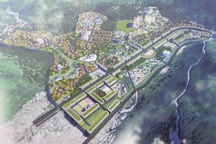 Hòa Bình yêu cầu FLC hoàn thành quy hoạch KĐT 164 ha trong tháng 8