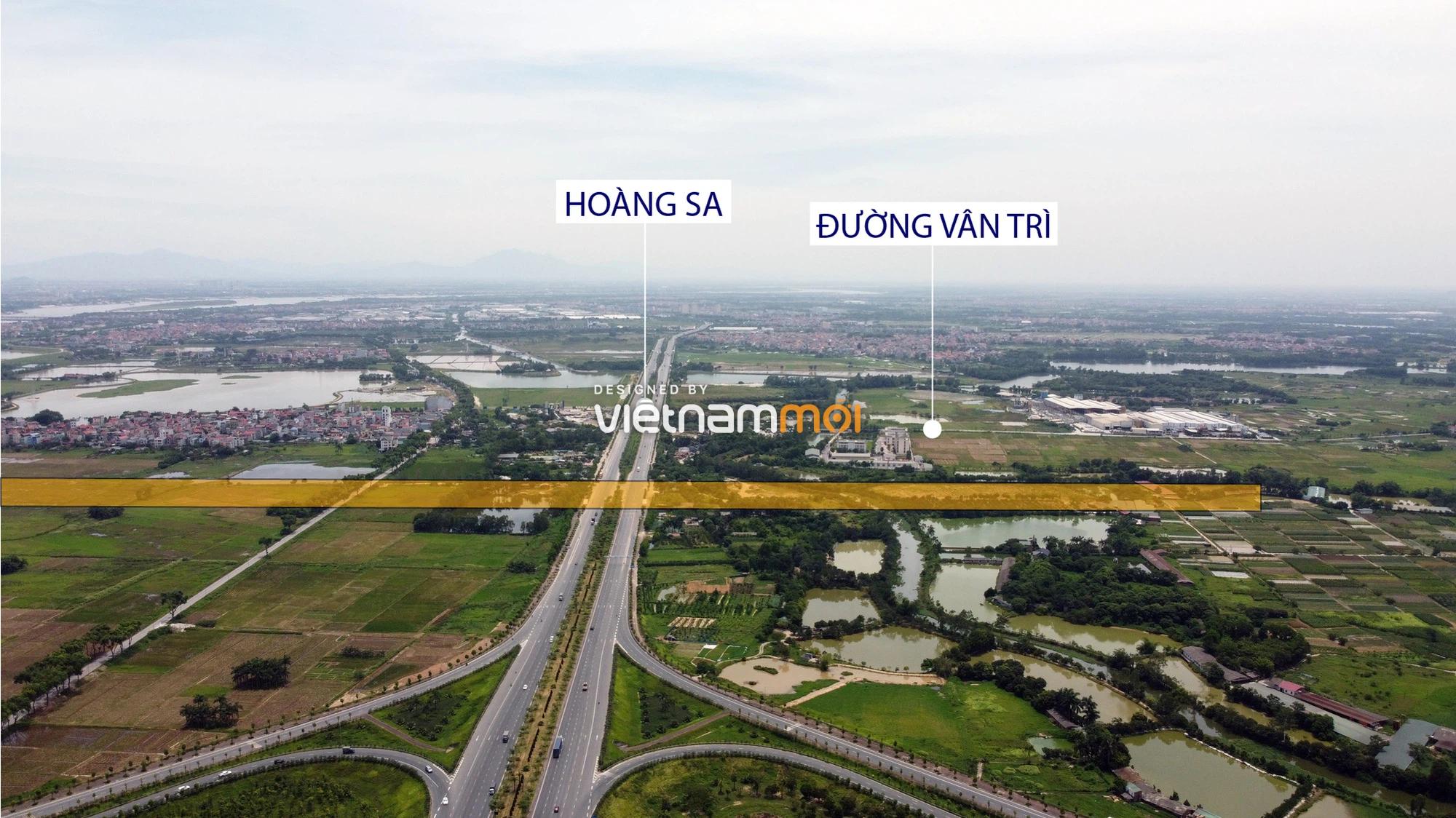 Đường sẽ mở theo quy hoạch xung quanh dự án Thành phố Thông minh Bắc Hà Nội (phần 1) - Ảnh 5.