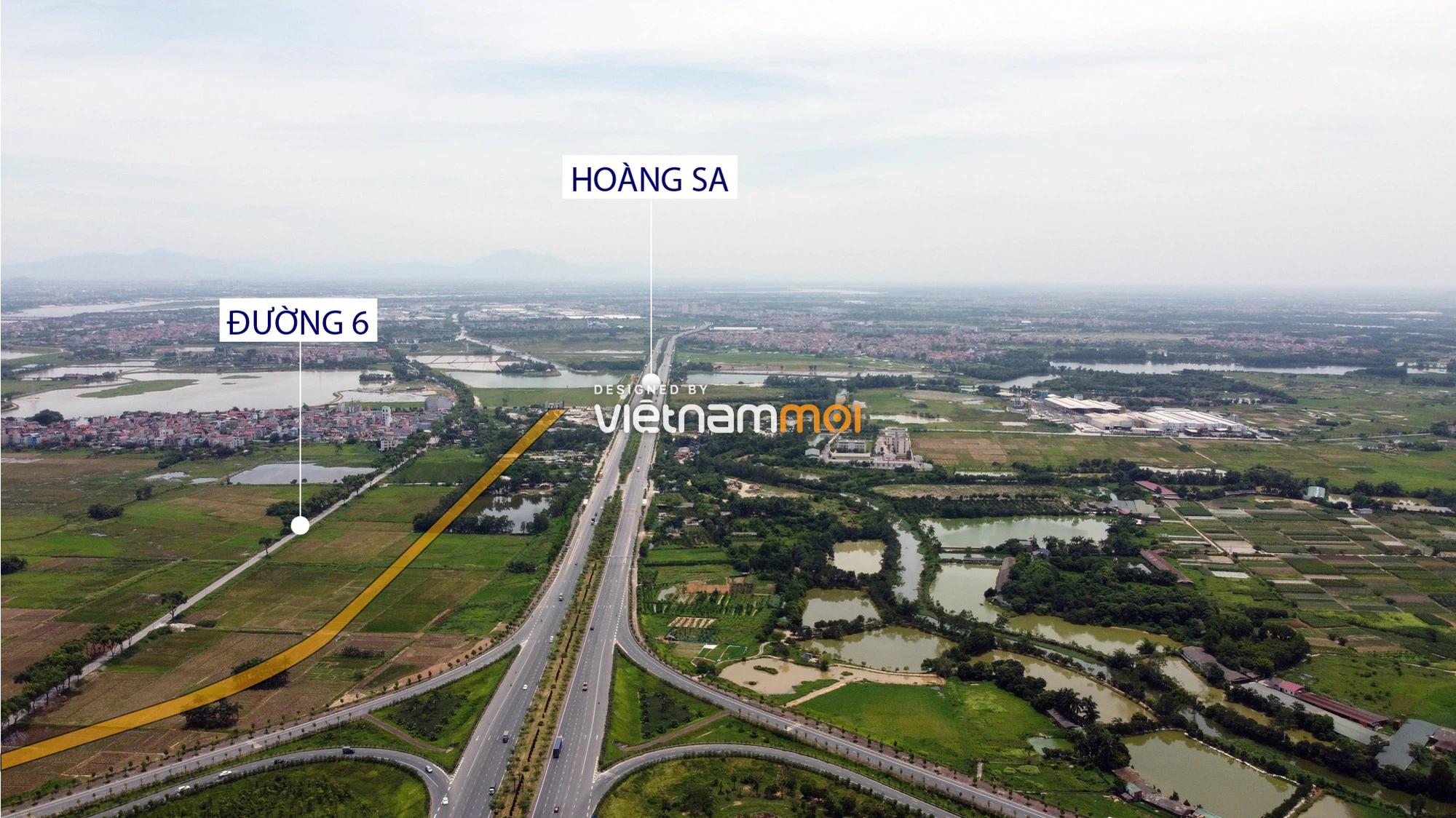 Đường sẽ mở theo quy hoạch xung quanh dự án Thành phố Thông minh Bắc Hà Nội (phần 1) - Ảnh 11.