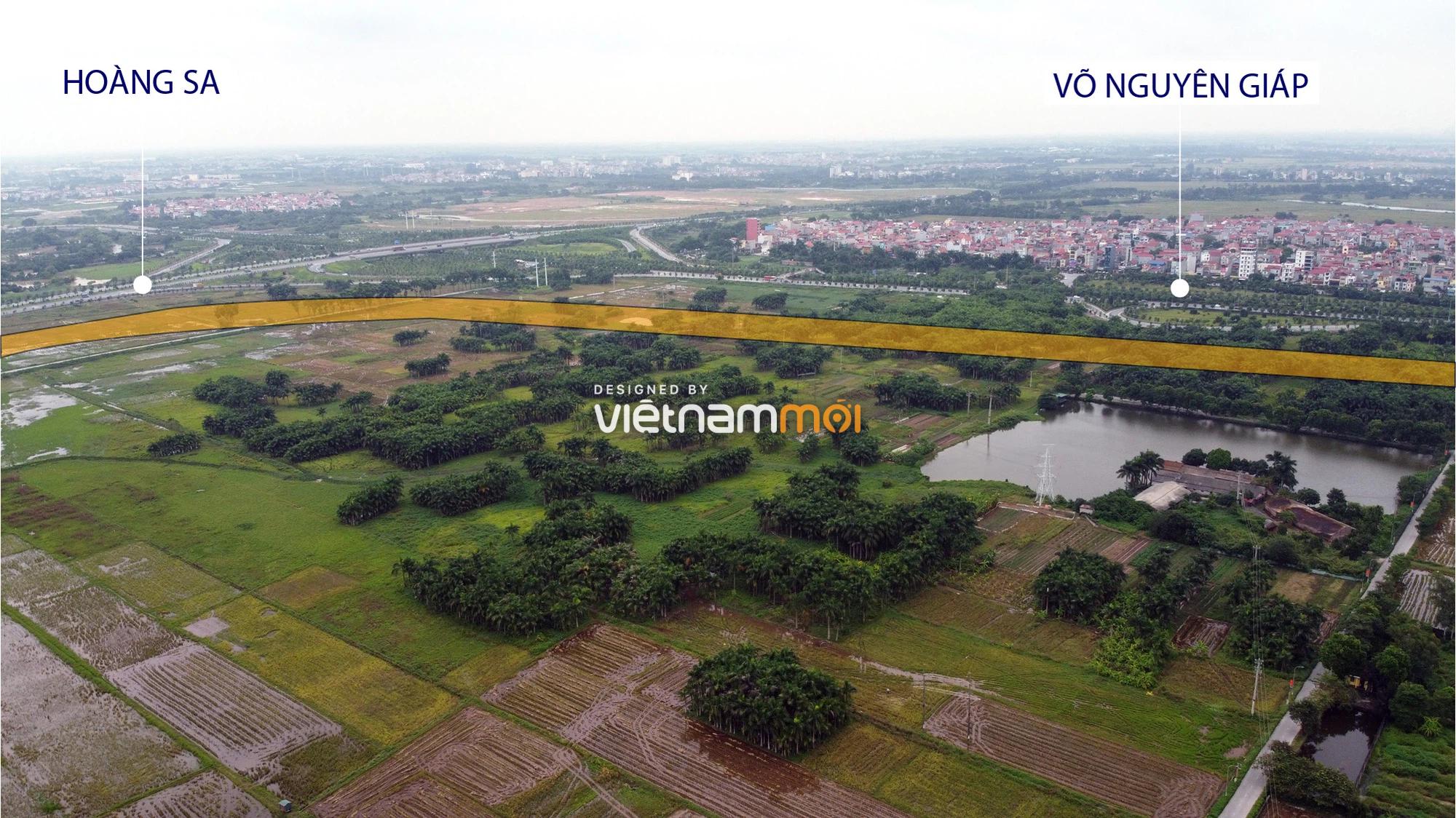 Đường sẽ mở theo quy hoạch xung quanh dự án Thành phố Thông minh Bắc Hà Nội (phần 1) - Ảnh 13.