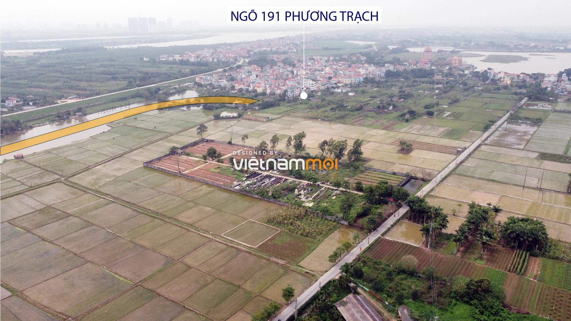 Đường sẽ mở theo quy hoạch xung quanh dự án Thành phố Thông minh Bắc Hà Nội (phần 1) - Ảnh 15.